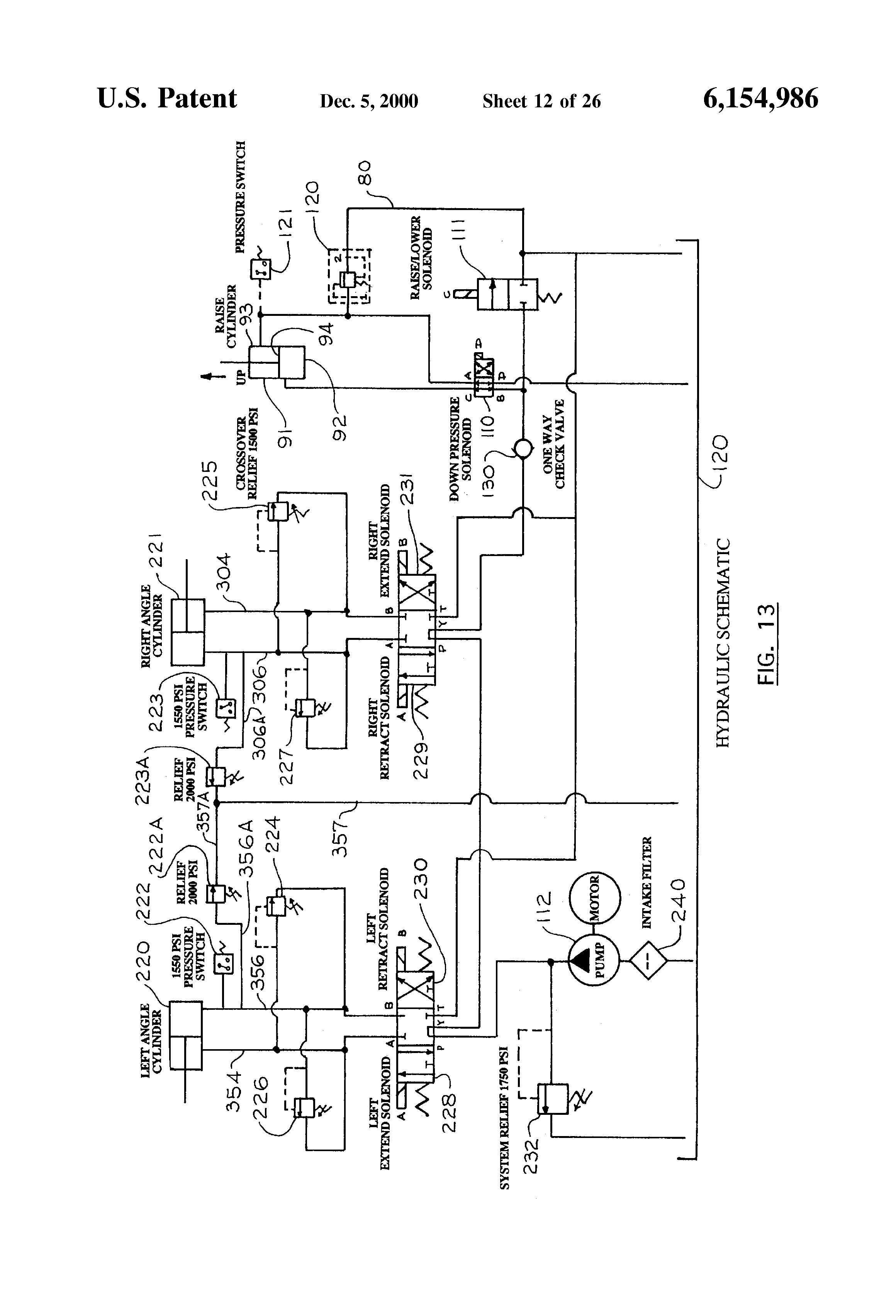 Western Unimount Pro Plow Wiring Diagram : Meyer plow wiring diagram car sno way diagrams