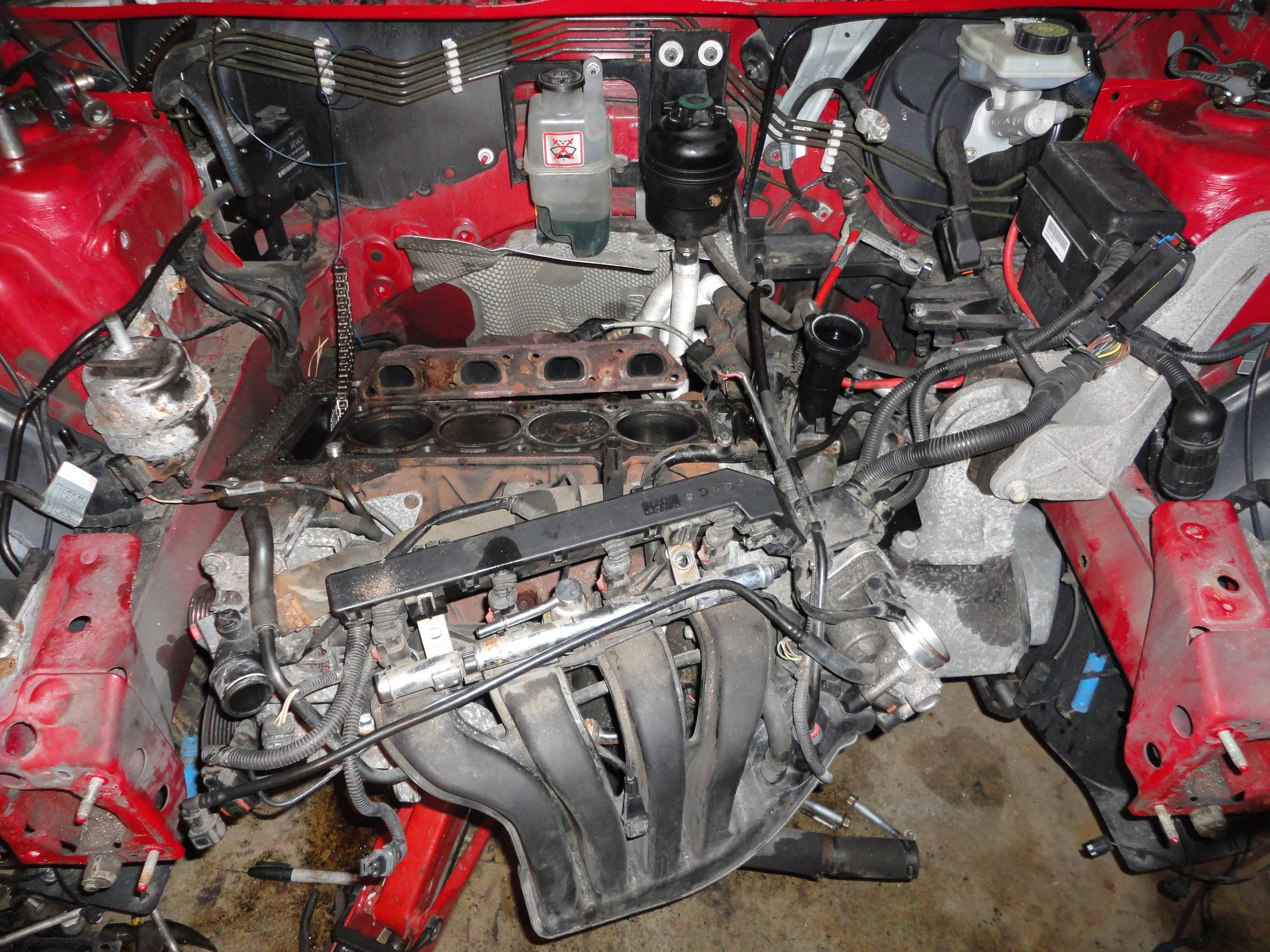 Mini Cooper Engine Parts Diagram Bay S 2004 Compartment R50 Rally Build North American Motoring Of