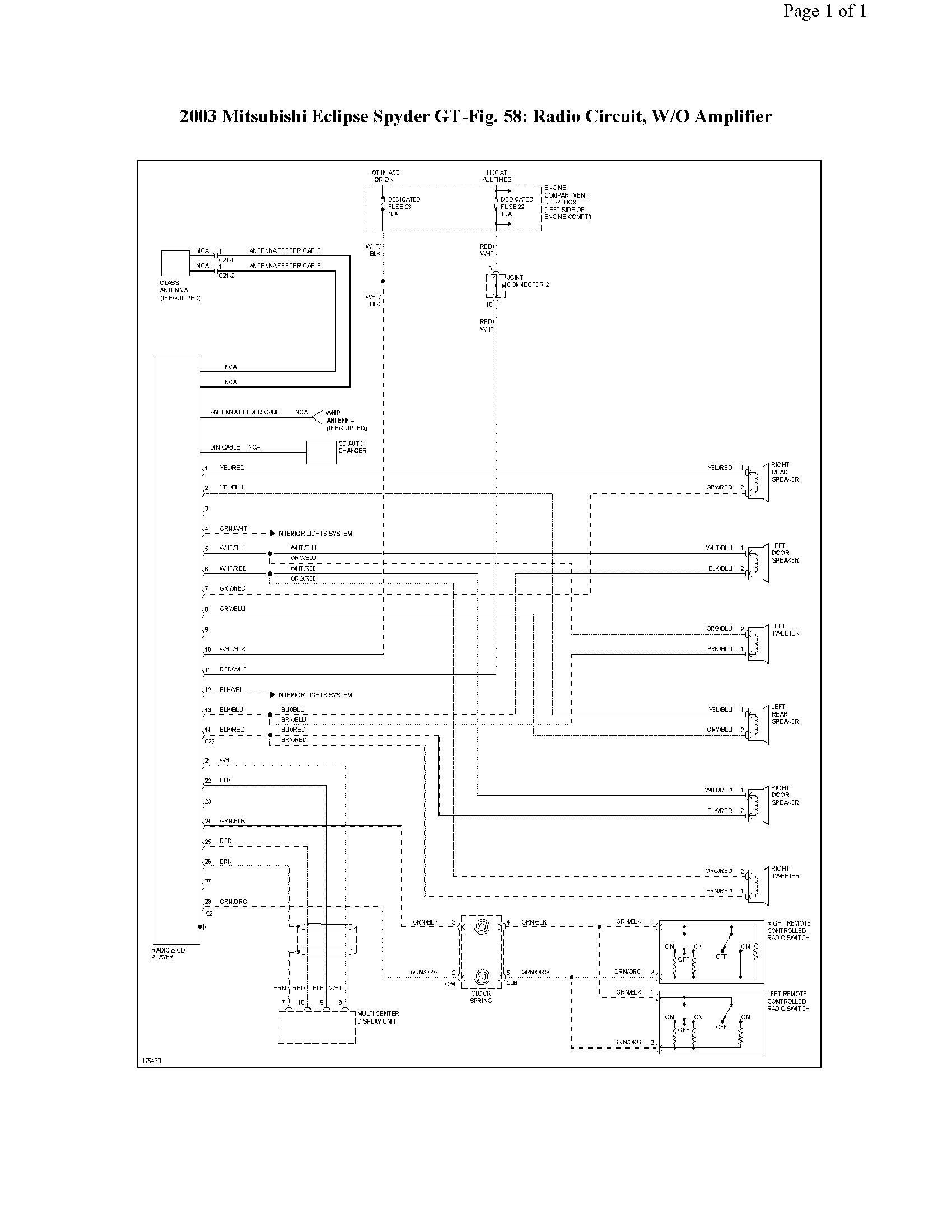 Eclipse Radio Wiring Diagram Electrical Work Wiring Diagram \u2022 Dual Car  Stereo Wiring Diagram Eclipse Car Stereo Wiring Diagram
