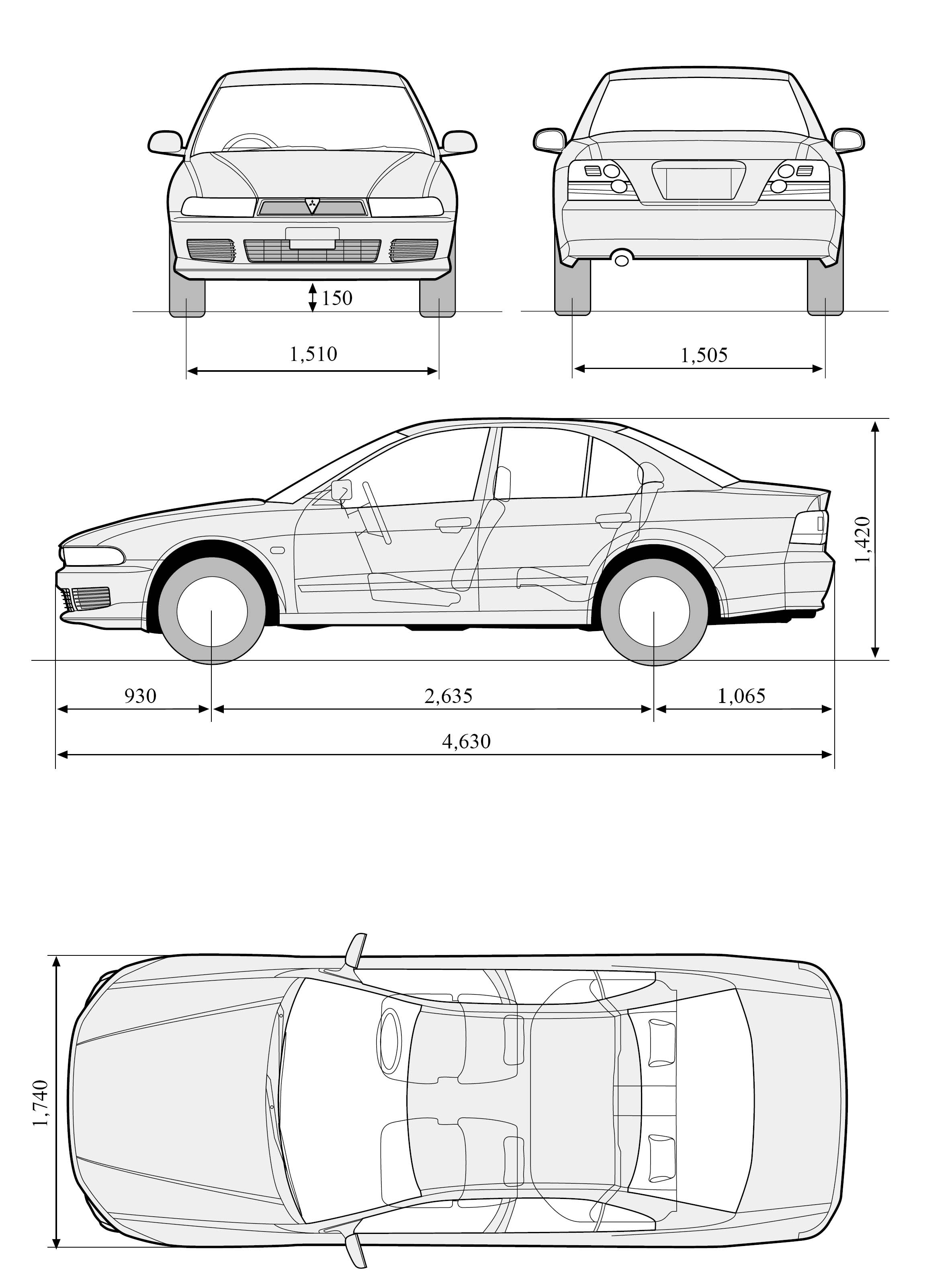 Mitsubishi Galant Engine Diagram Wiring Moreover 1998 Eclipse With Sound Tutorials3d Blueprints Of