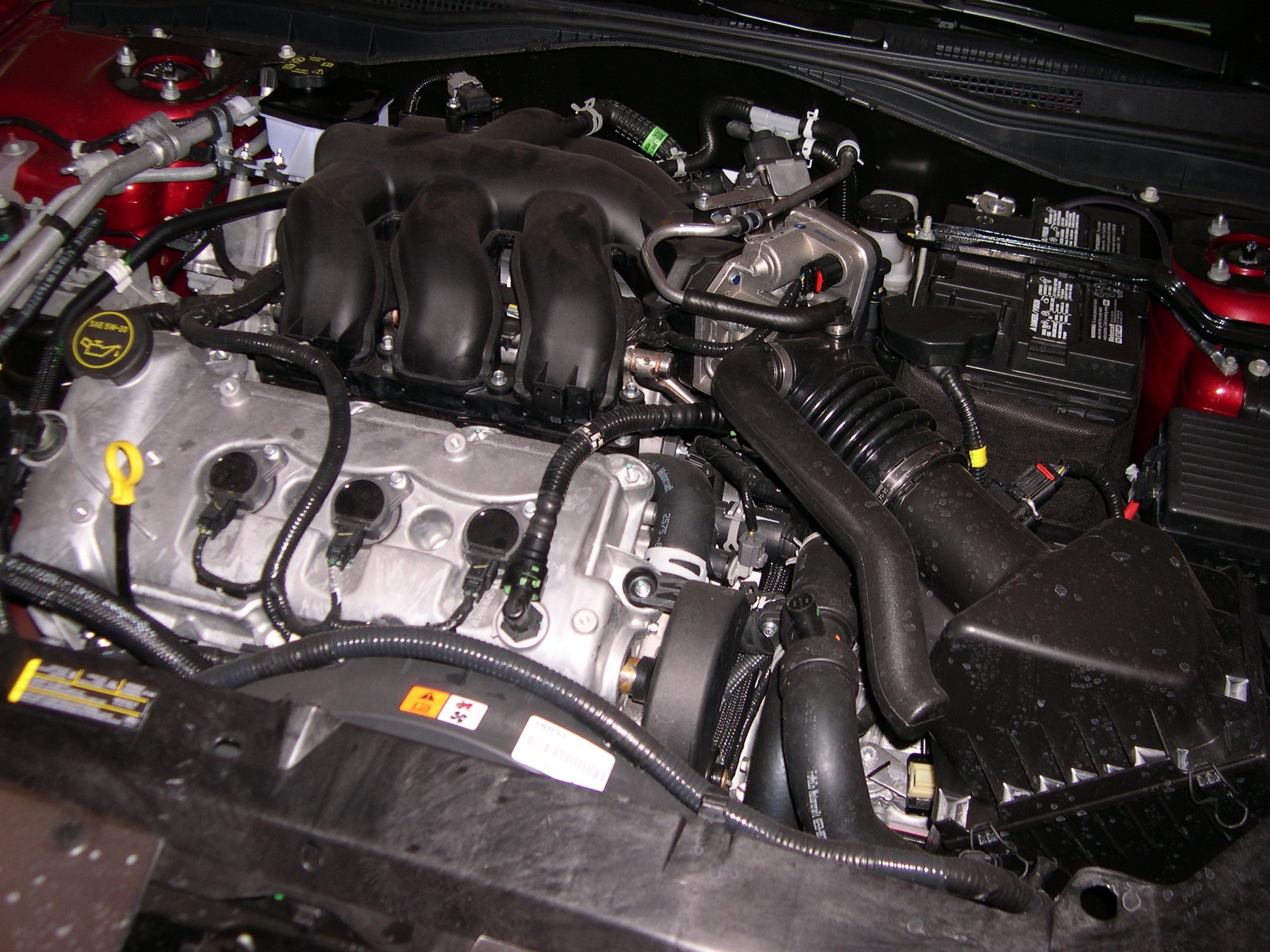 Mondeo Engine Diagram Ford Mk4 Wiring Download File 2006 Mercury Milan Duratec 30 Wikimedia Mons Of