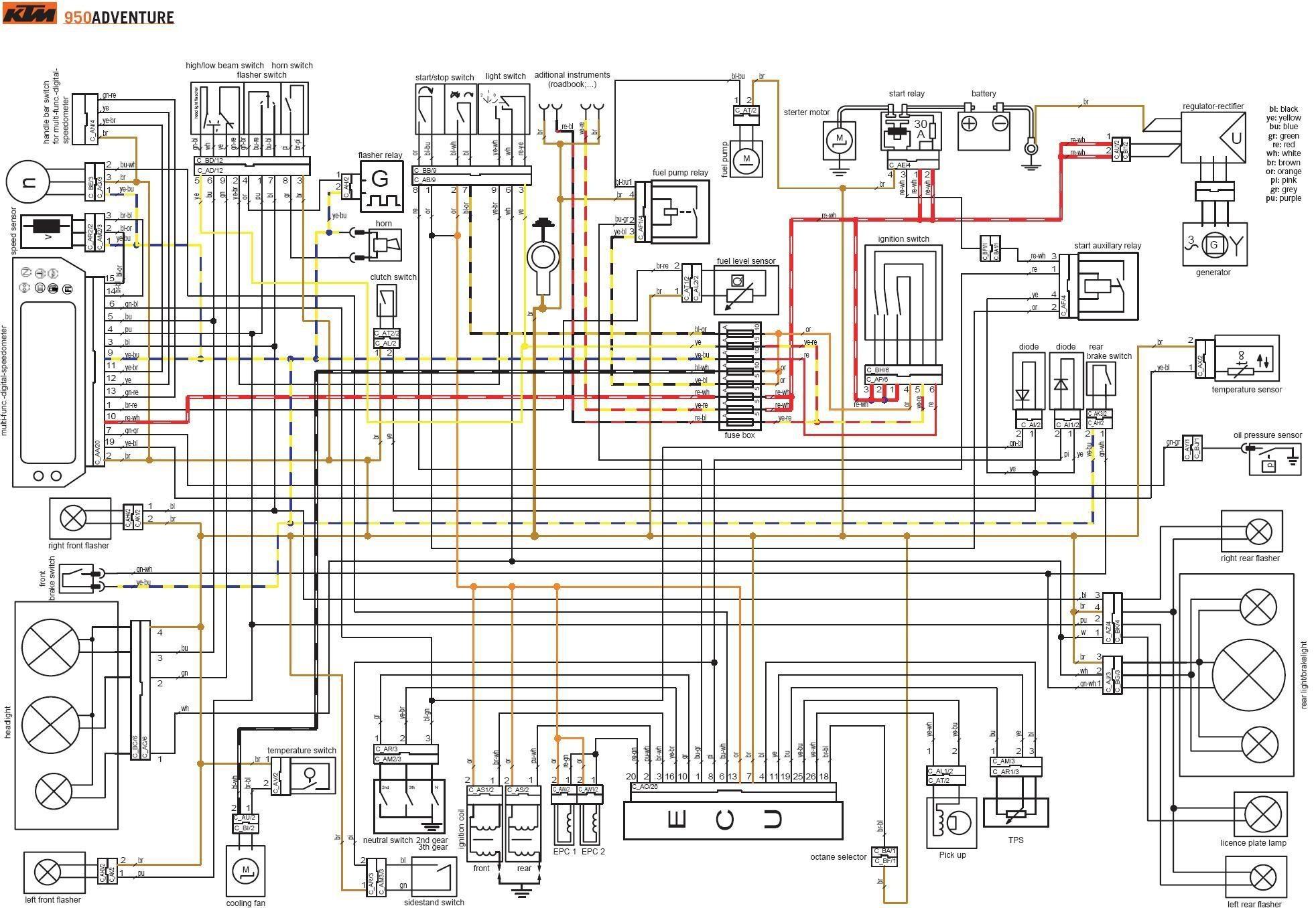 2007 Honda Cbr600rr Wiring Diagram Explained Diagrams 05 2006 Vfr800 Schematics Data U2022 Zb50