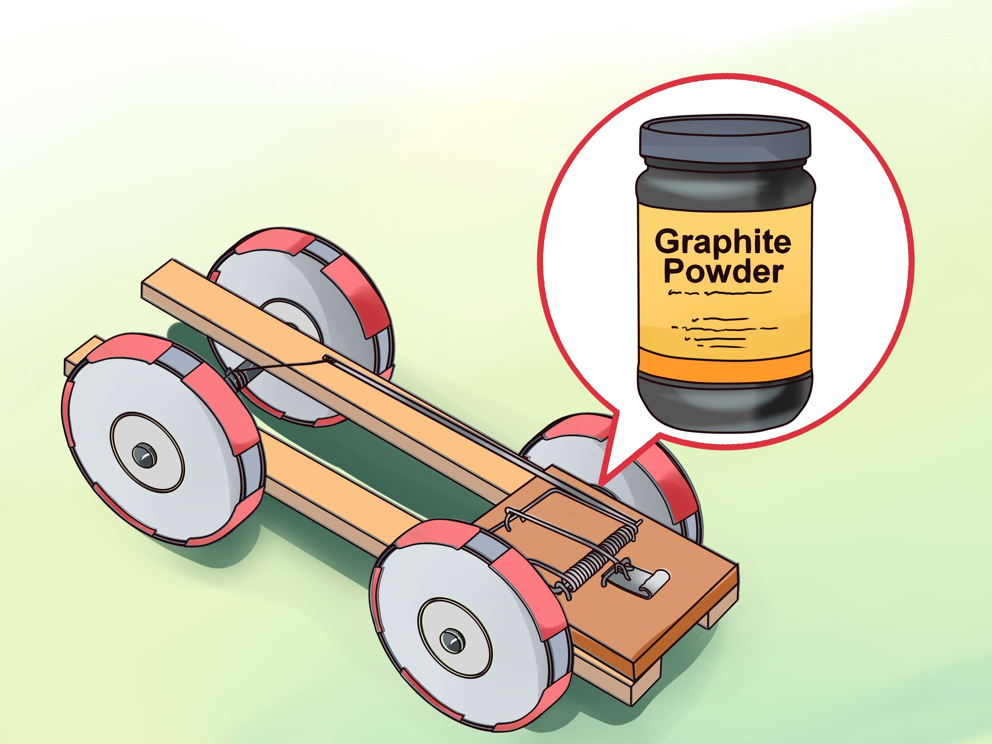 Mousetrap Car Diagram How to Adapt A Mousetrap Car for Speed 9 Steps with Of Mousetrap Car Diagram