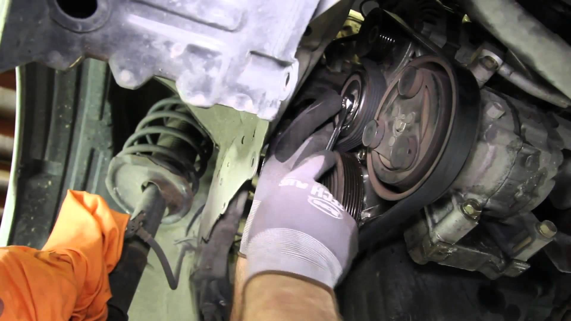 Nissan Versa Engine Diagram How To Install A Water Pump For 2011 1 8l 4