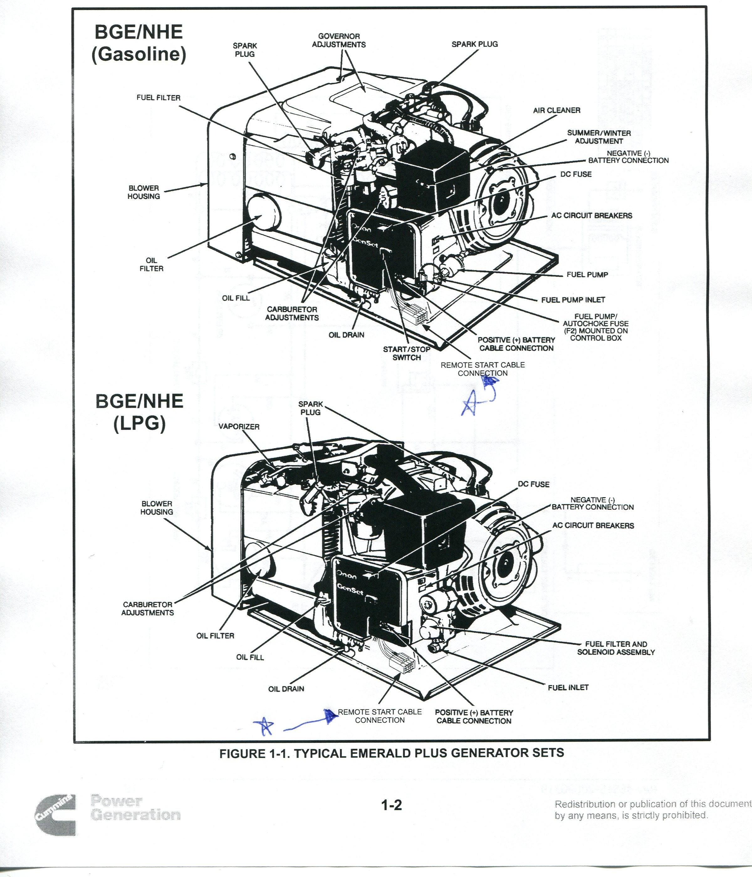 Onan Engine Parts Diagram Diagram An 4000 Generator Parts Diagram Of Onan Engine Parts Diagram