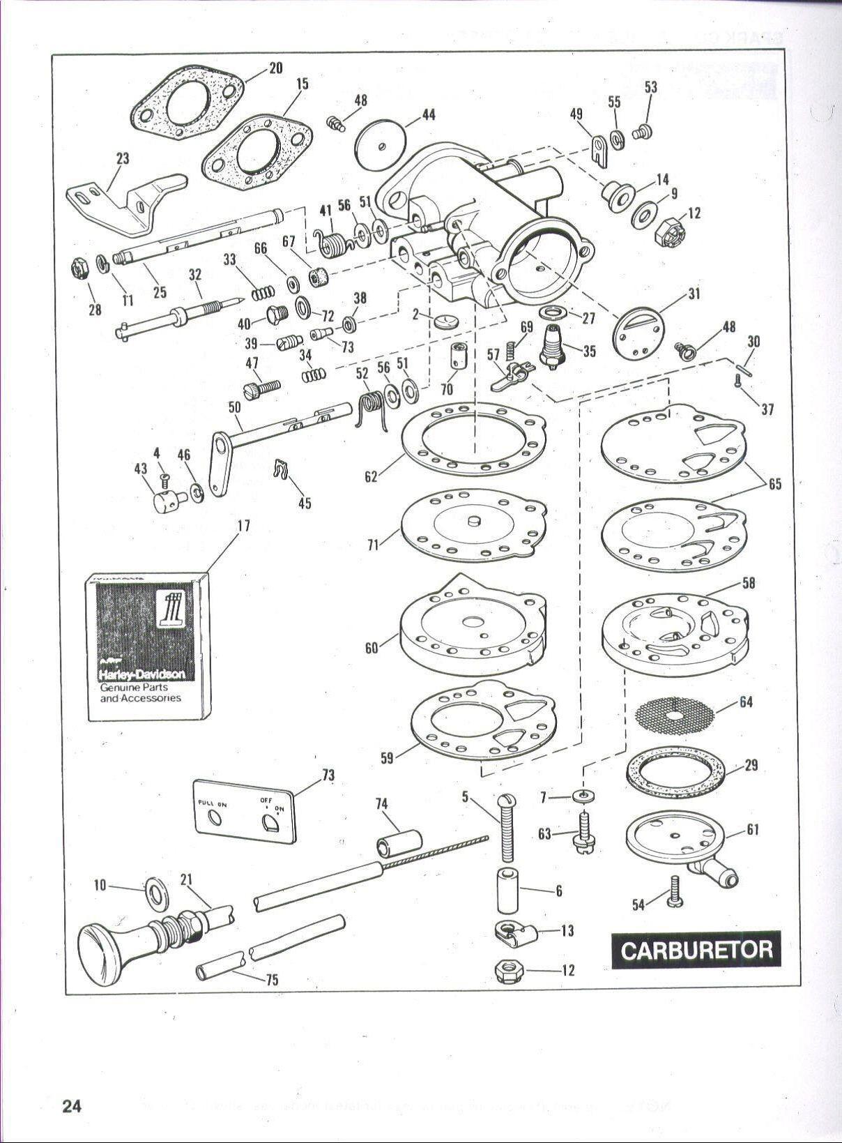 Parts Manual for Club Car Golf Cart Harley Davidson Golf Cart Carburetor  Diagram Utv Stuff Of