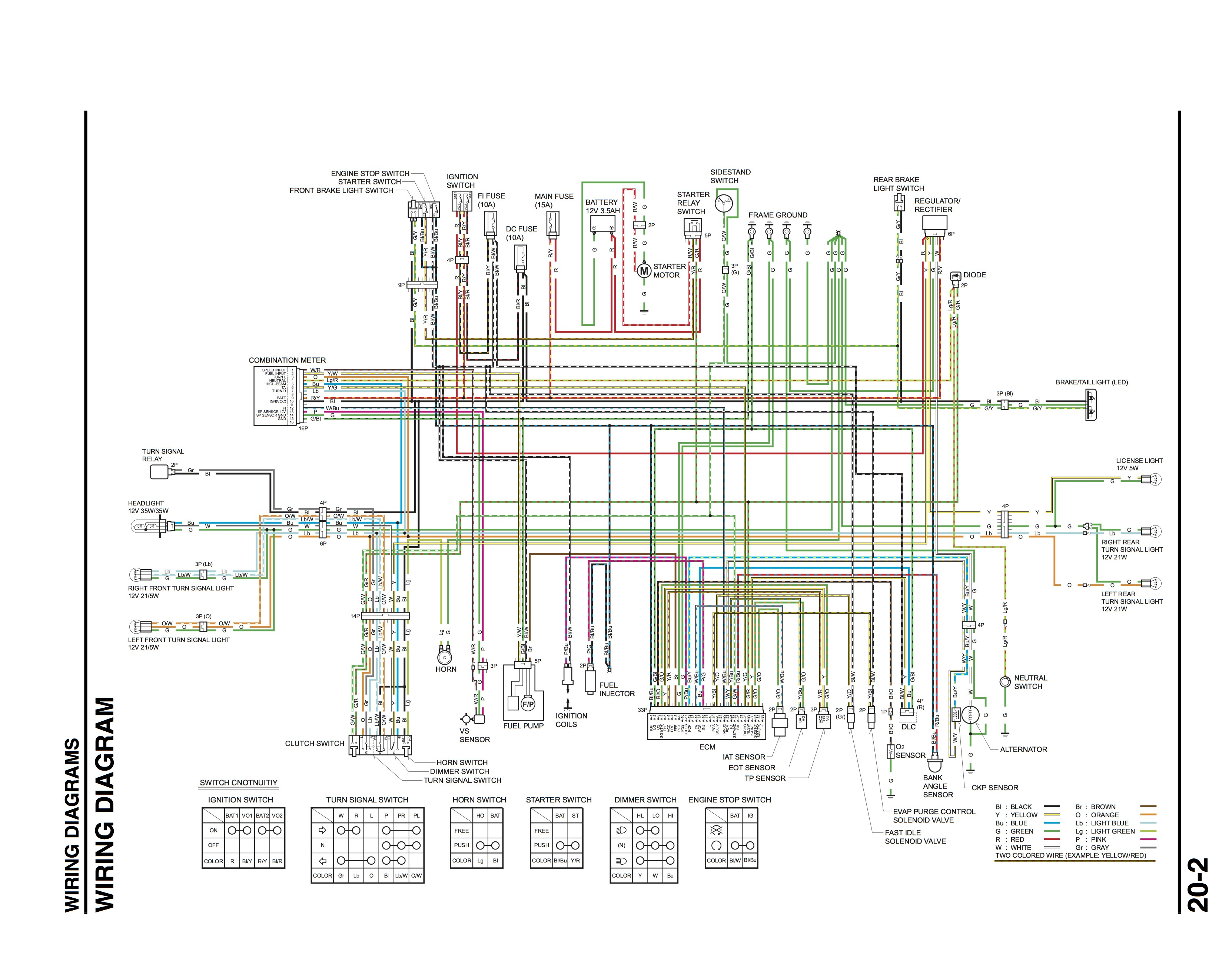 Peterbilt Light Wiring Diagram - Wiring Diagram