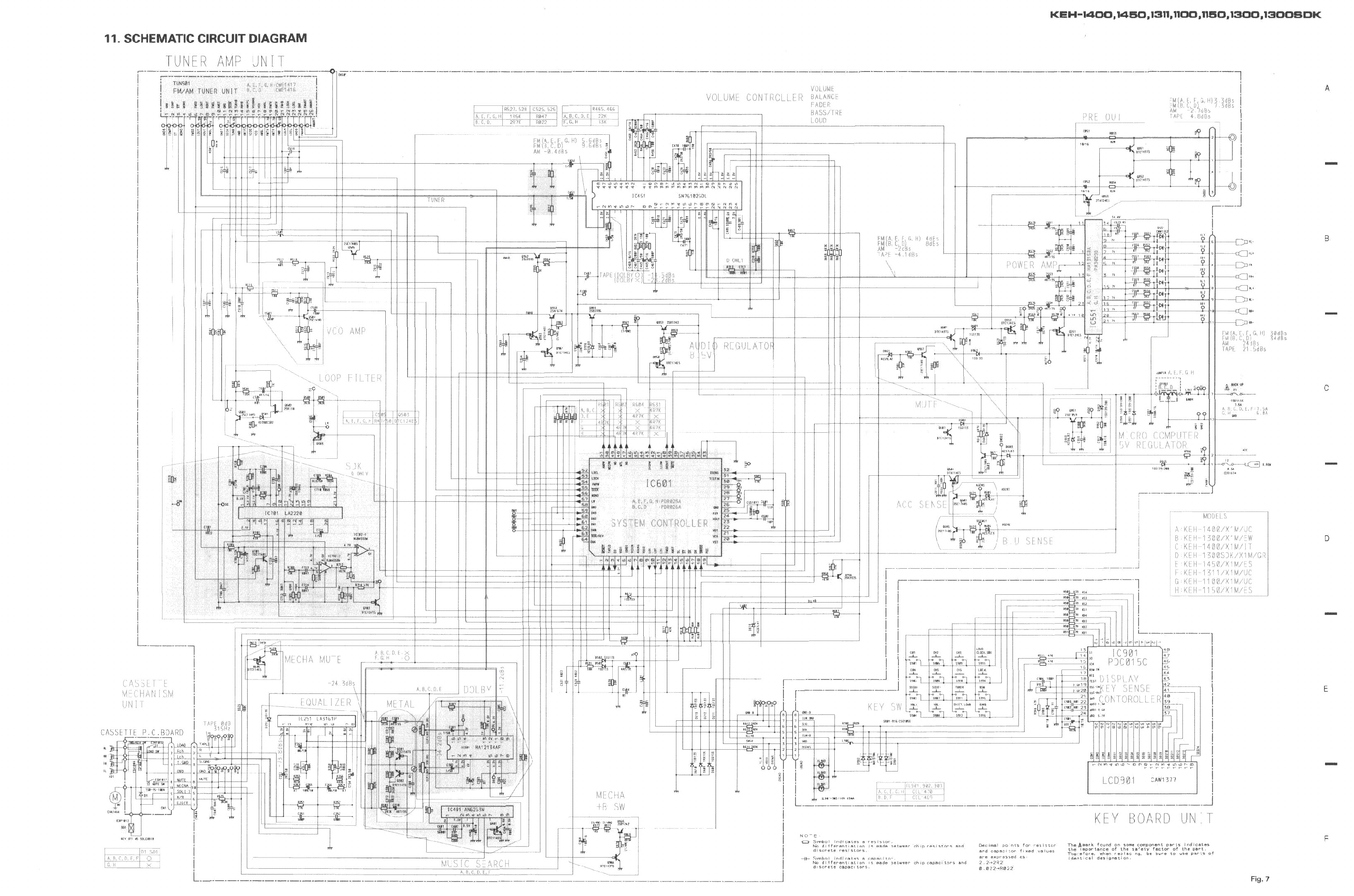 Pioneer Deh 1600 Wiring Diagram For A 150mp 1100mp Mastertopforum Of