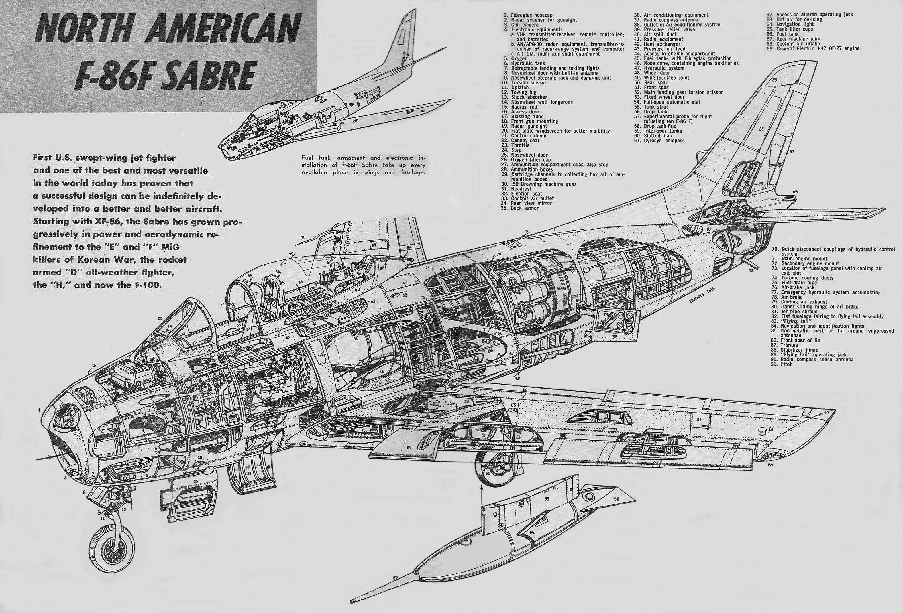 plane engine diagram