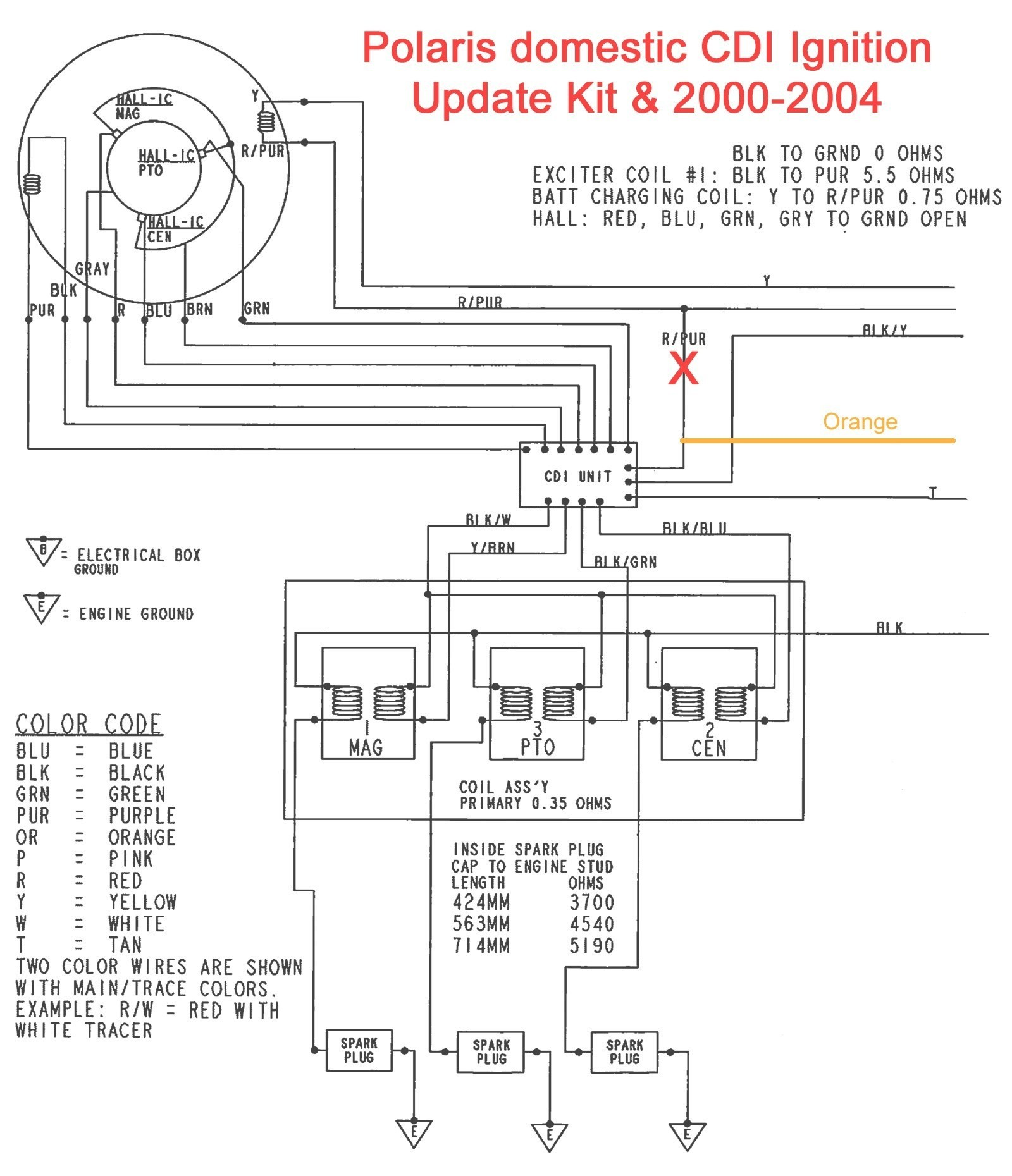 Polaris Predator 500 Engine Diagram Wiring Diagram for Polaris Scrambler 90  Polaris Scrambler 90 Of Polaris