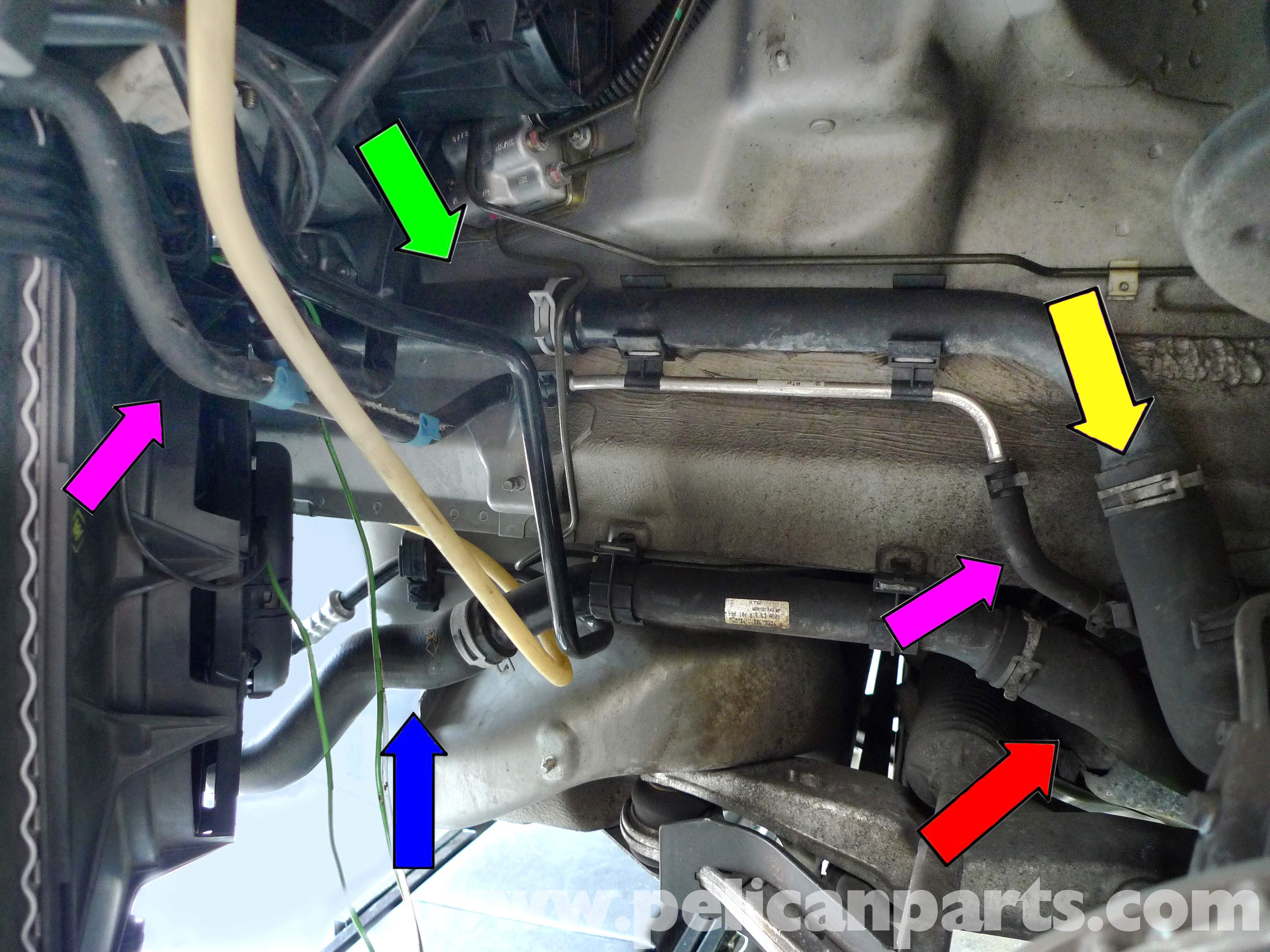 Porsche 996 Engine Diagram Seven Reasons Pdk Is Better Than Manual 1990 911 Carrera Coolant Hose Replacement 1998 2005 997 Of