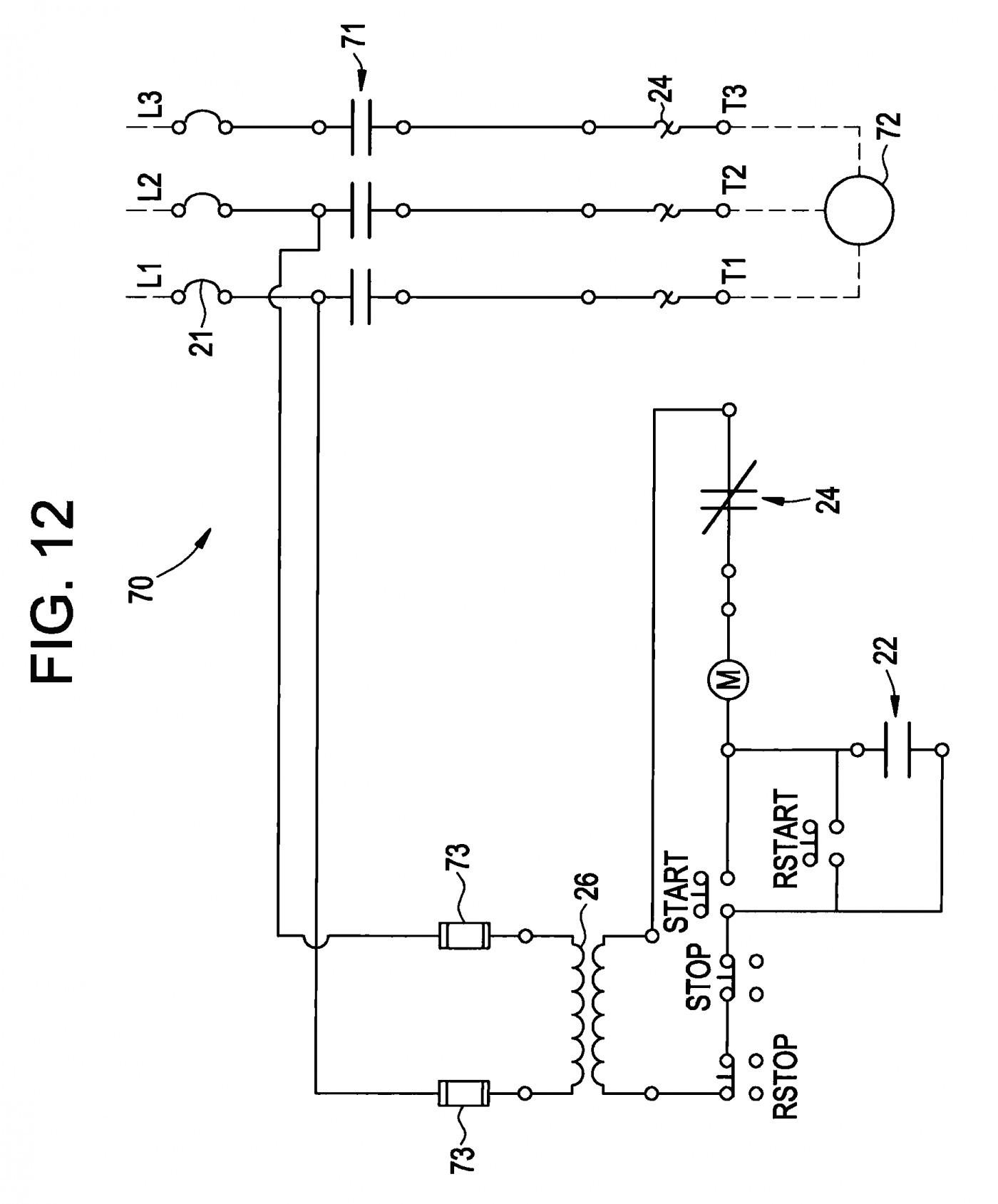Pressure Switch Wiring Diagram Air Compressor Beautiful Air Pressor ...
