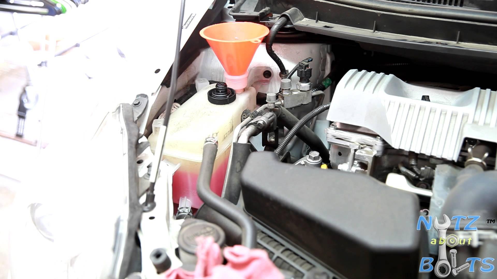Prius Engine Diagram 2010 2015 toyota Prius Engine Coolant Drain and Refill  Of Prius Engine Diagram