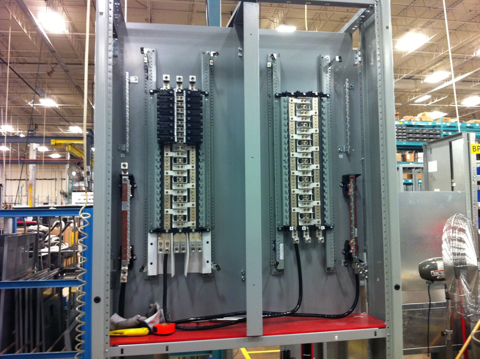 Qo Load Center Wiring Diagram Shop Square D 12 Circuit 6 Space 100 Amp Main Lug Load Center at and Of Qo Load Center Wiring Diagram