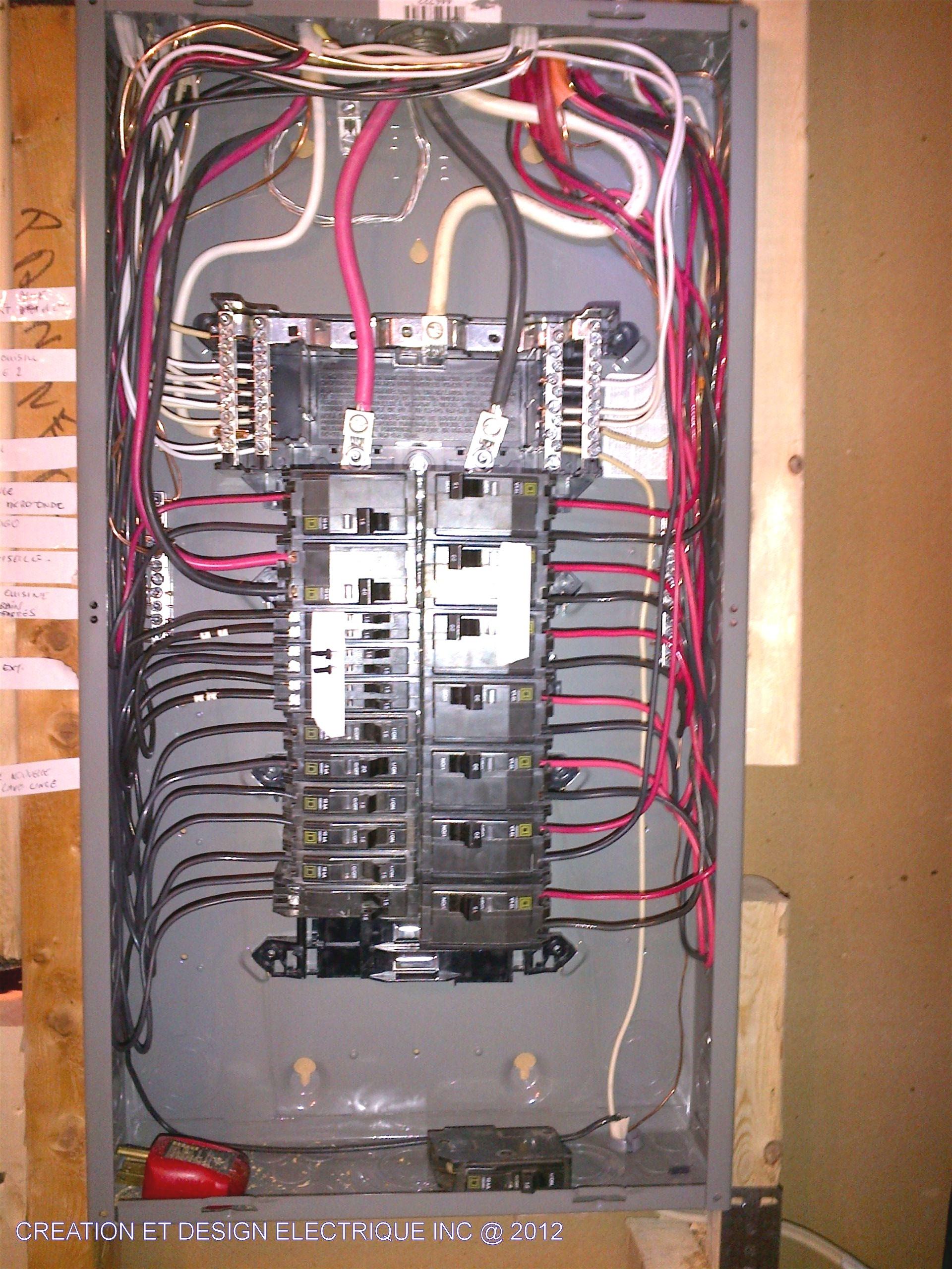 Qo Load Center Wiring Diagram Square D Load Center Wiring Diagram Kentoro Beautiful Homeline