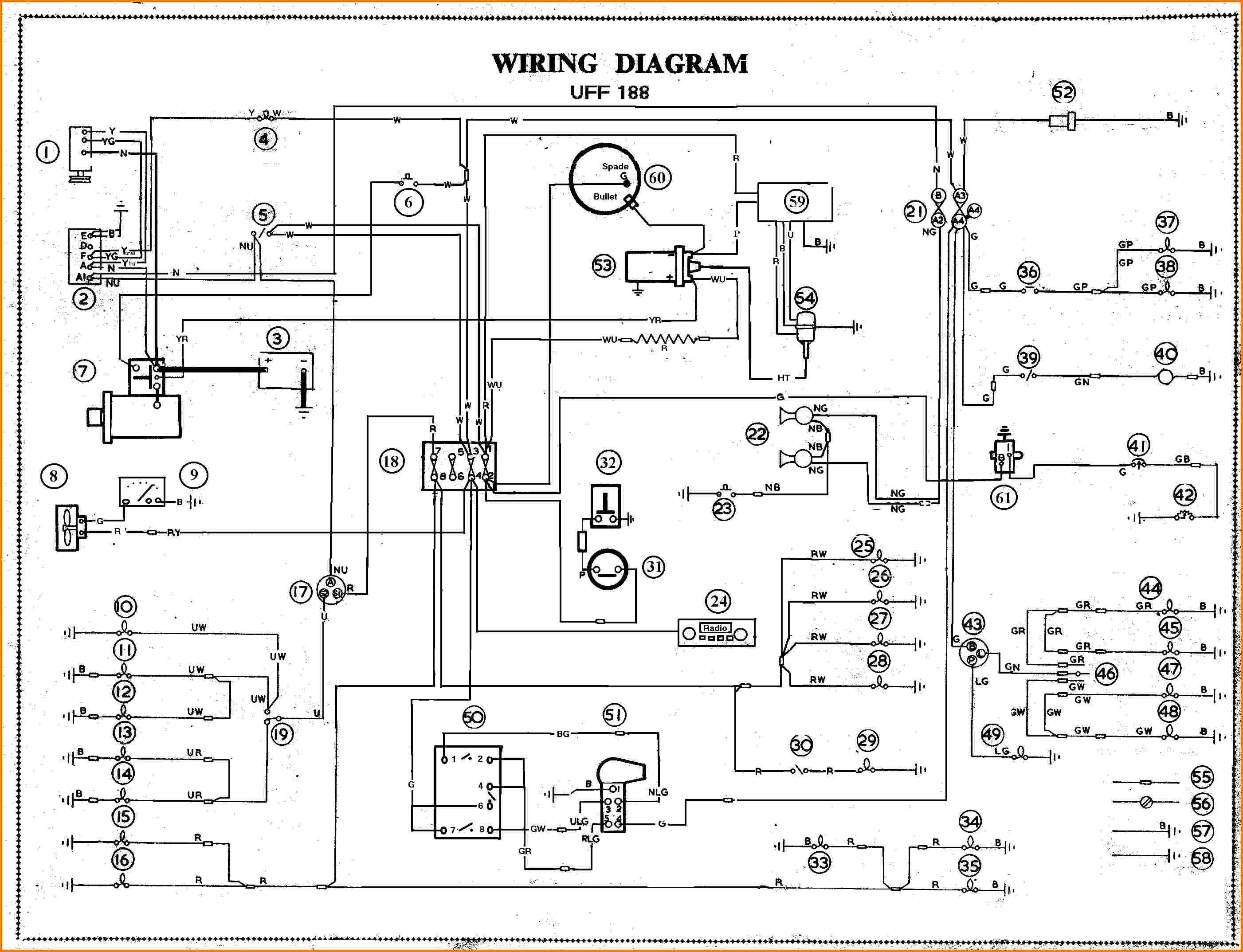 Contemporary My Race Car Wiring Diagrams Sketch Simple Wiring