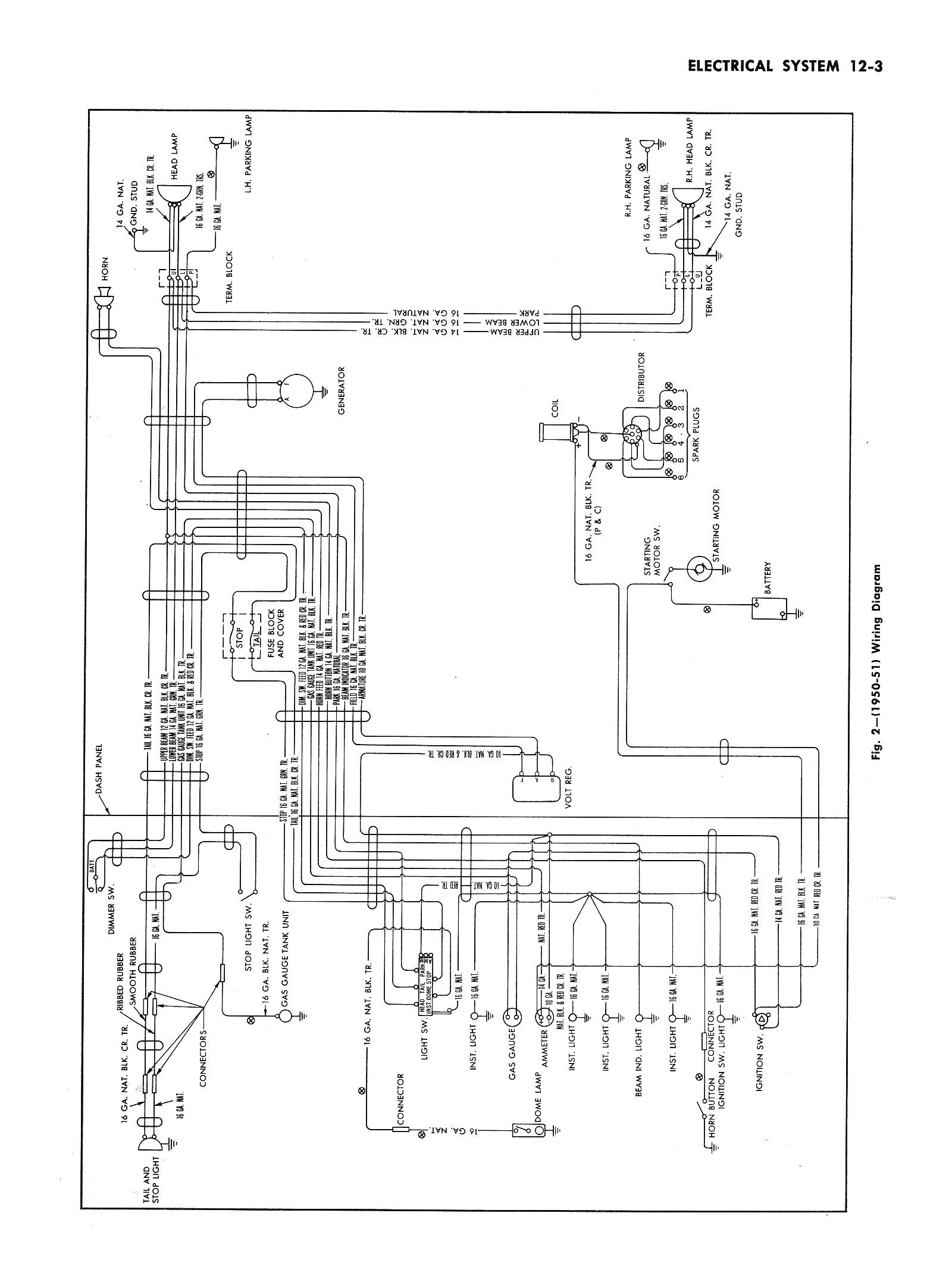 race car wiring diagram