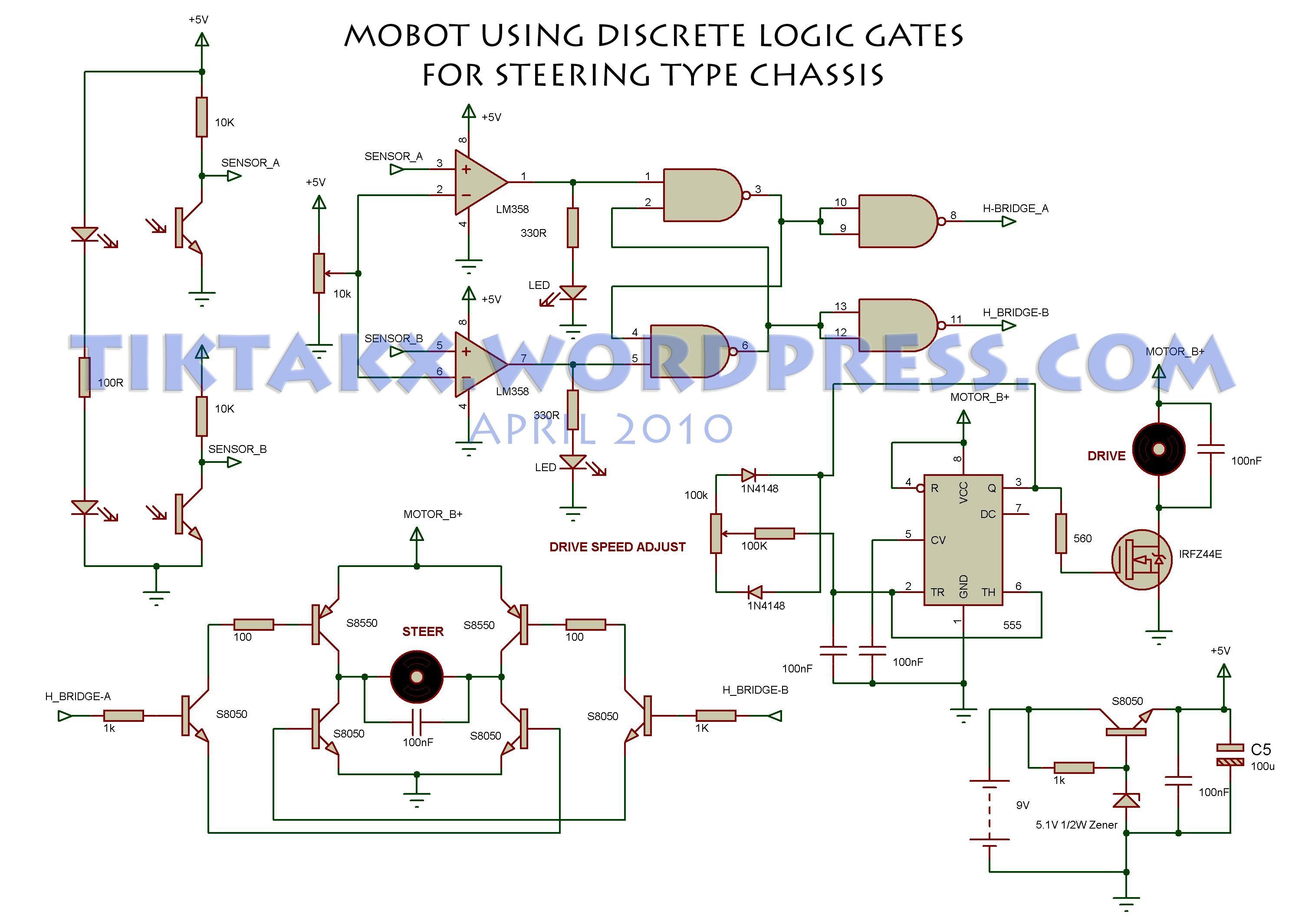 Rc Car Circuit Board Diagram Car Diagram Ponent Rc Car Circuit ...