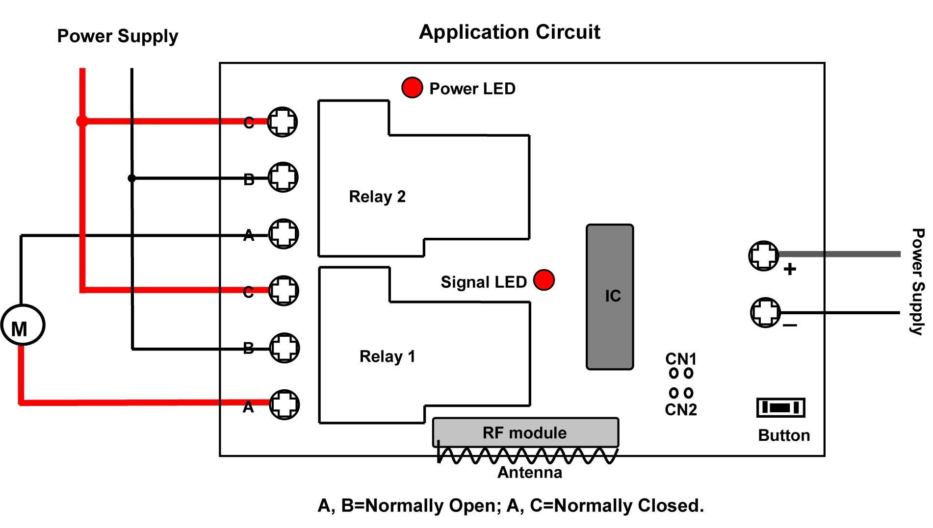 Rc Car Circuit Diagram Car Diagram 24 Amazing Rf Remote Control Car Circuit Diagram Image Of Rc Car Circuit Diagram
