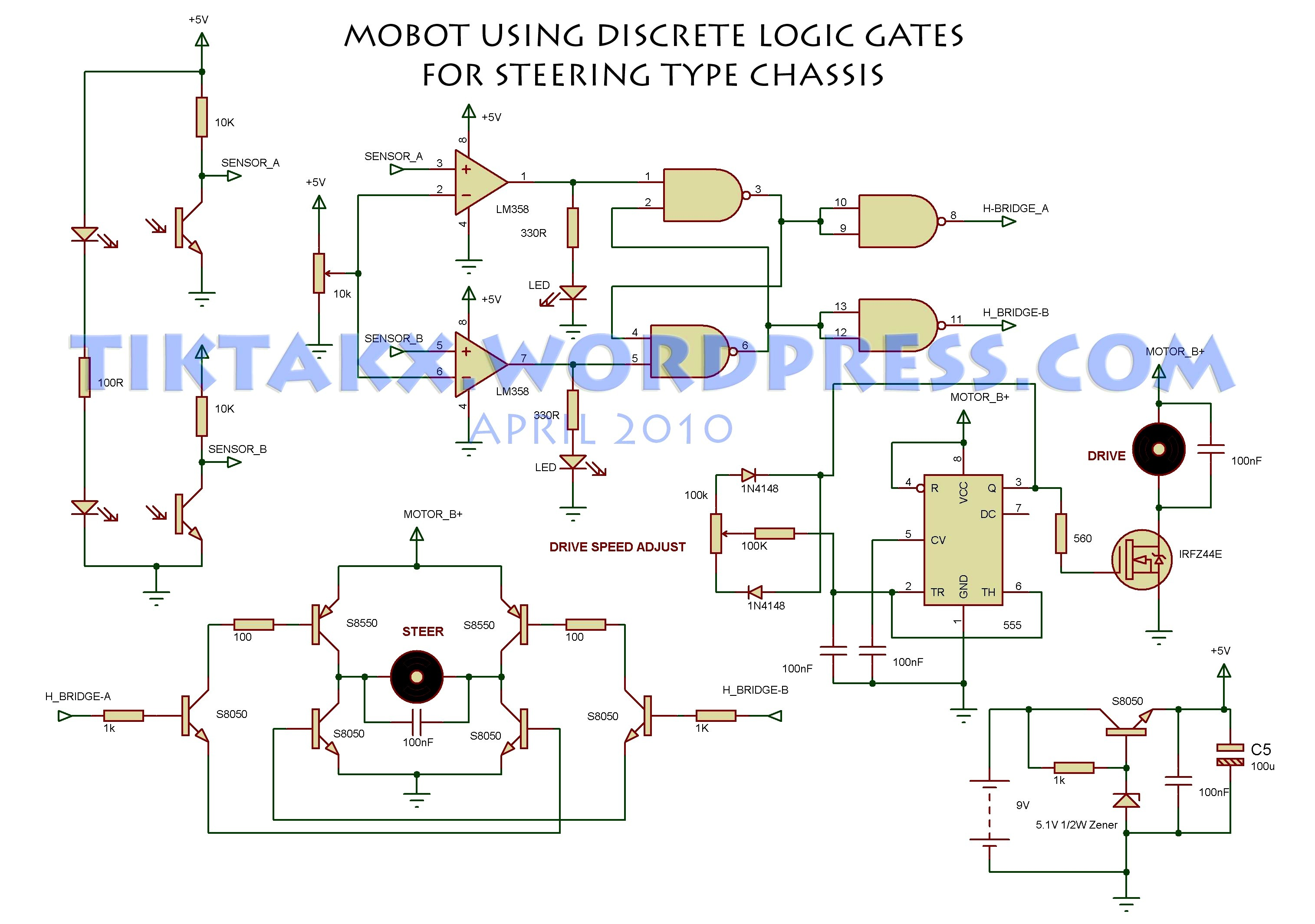 Rc Car Circuit Diagram Ponent Remote Control Car Circuit Wireless Electric Logic Gates Of Rc Car Circuit Diagram