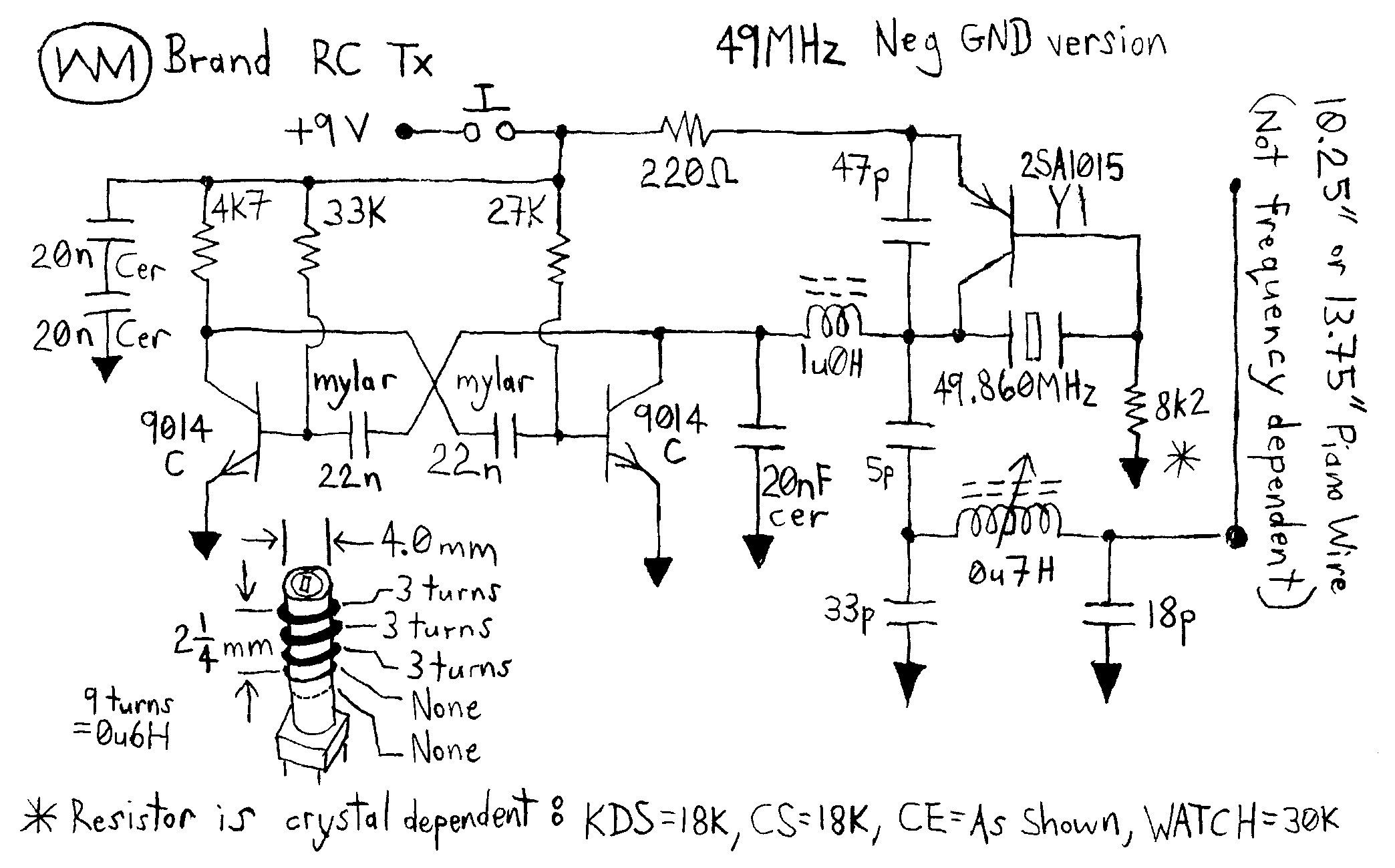 Rc Car Receiver Wiring Diagram Circuit Zen Remote For Diagrams Remotetoycarassembly Make Controlled Toy Of
