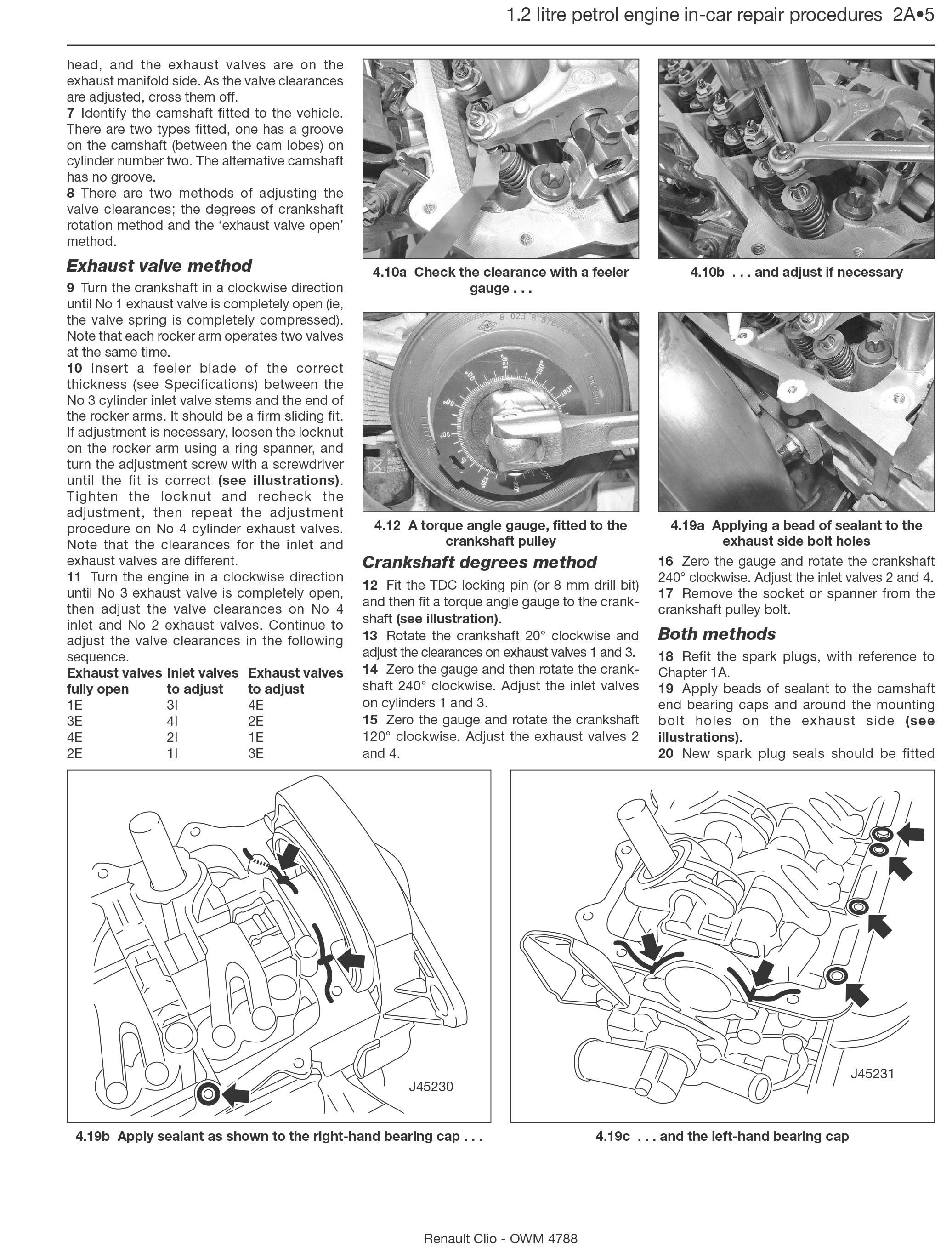 Renault Clio Engine Diagram Renault Clio Petrol & Diesel Oct 05 May 09 Haynes Repair Manual Of Renault Clio Engine Diagram