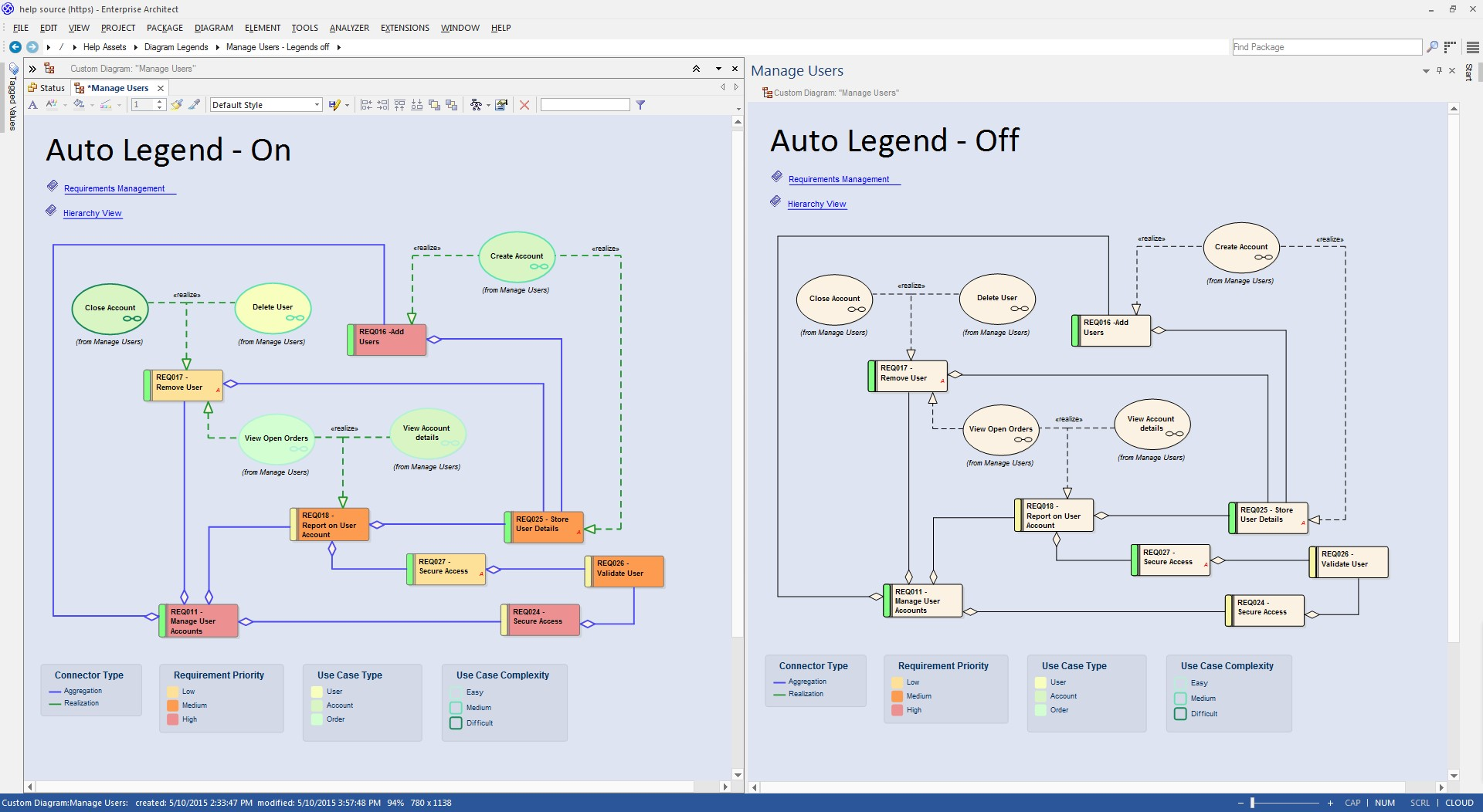 Reverse Engineer Database Diagram Enterprise Architect 12 1 Of Reverse Engineer Database Diagram