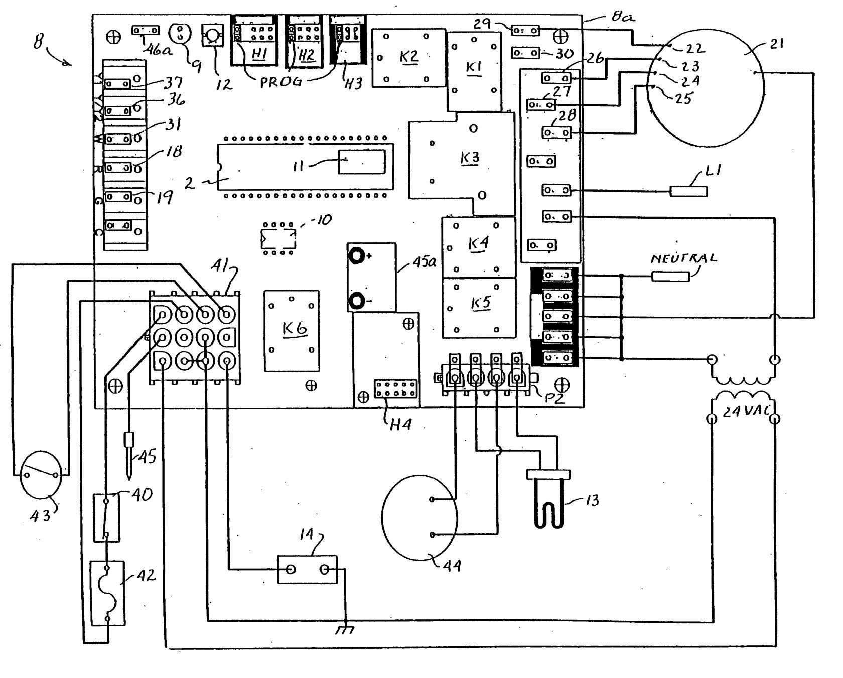 Ruud Heat Pump Wiring Diagram Furnace Wiring Diagrams In Addition ...