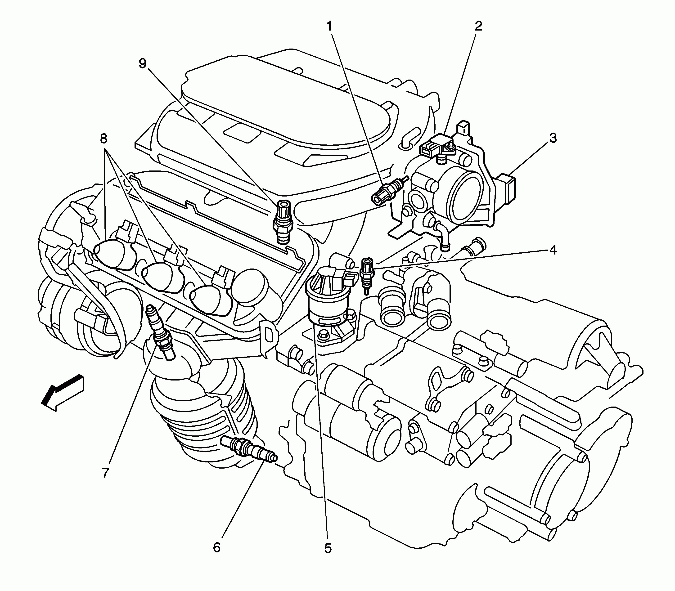 1997 Chevy Lumina 3 1 Engine Diagram Opinions About Wiring Corsica 95 Imageresizertool Com Vacuum 93