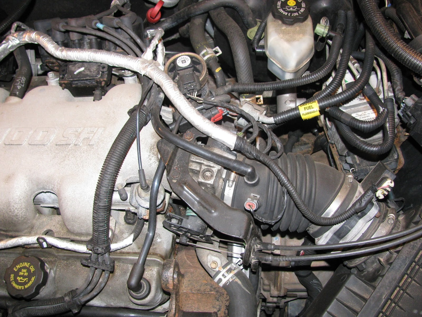3 1l Engine Diagram For Oldsmobile Wiring Will Be A Thing 1996 Pontiac Grand Am Show Me Tell 403 Hot Rod Network Rh Detoxicrecenze Com Chevy V6 31