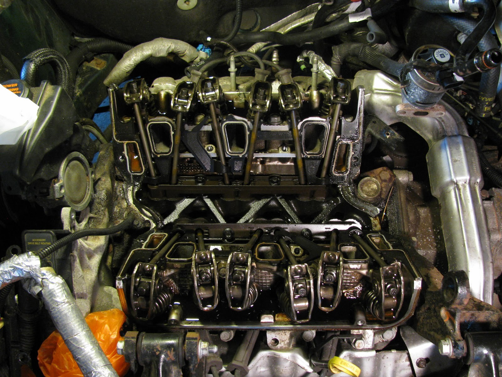 Show Me Tell Me Engine Diagram the original Mechanic 3 1l Engine Gm Replacing Intake Manifold Of Show Me Tell Me Engine Diagram