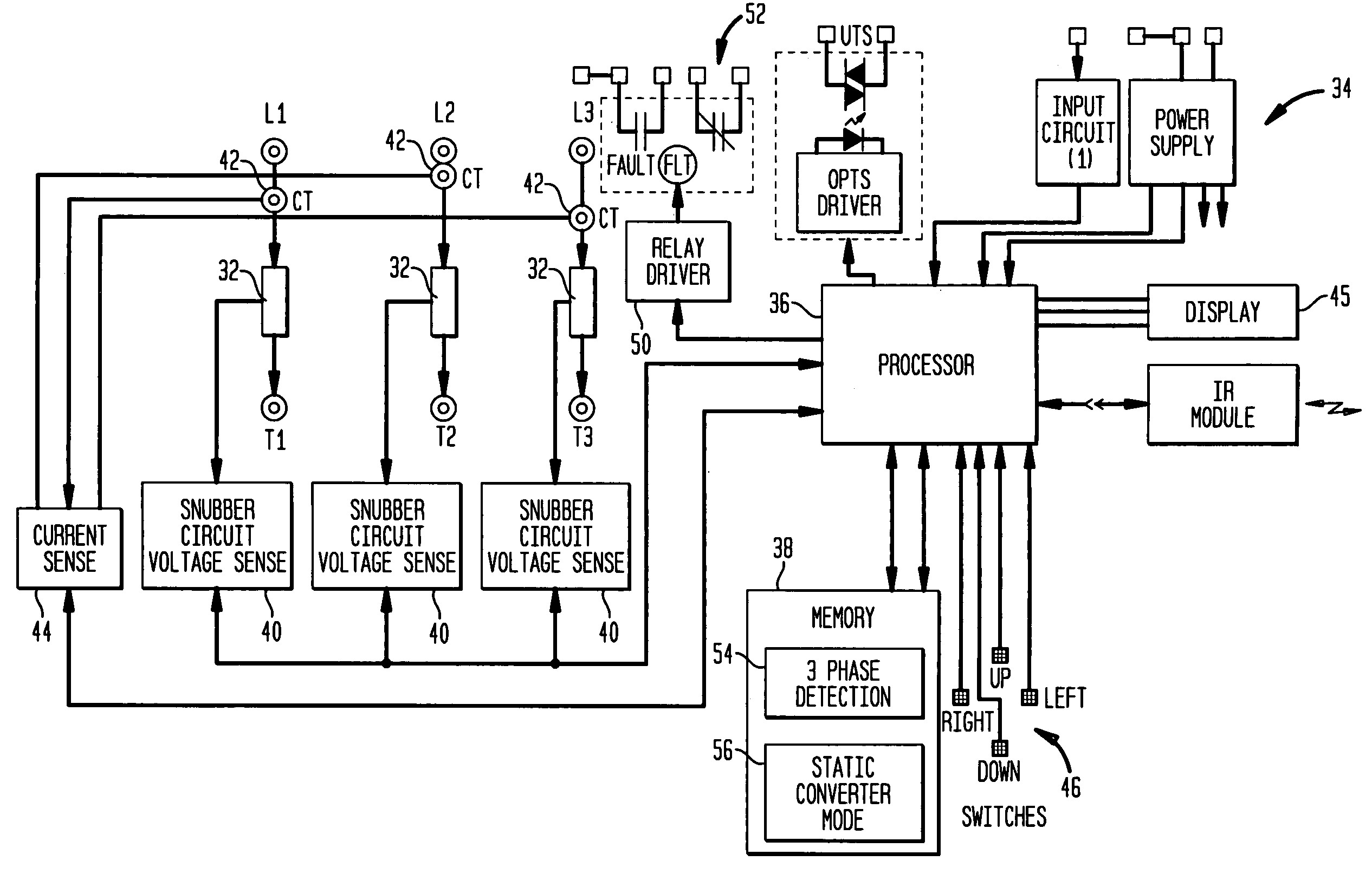 Single Phase Motor Starter Wiring Diagram Motor Wiring Diagram ...