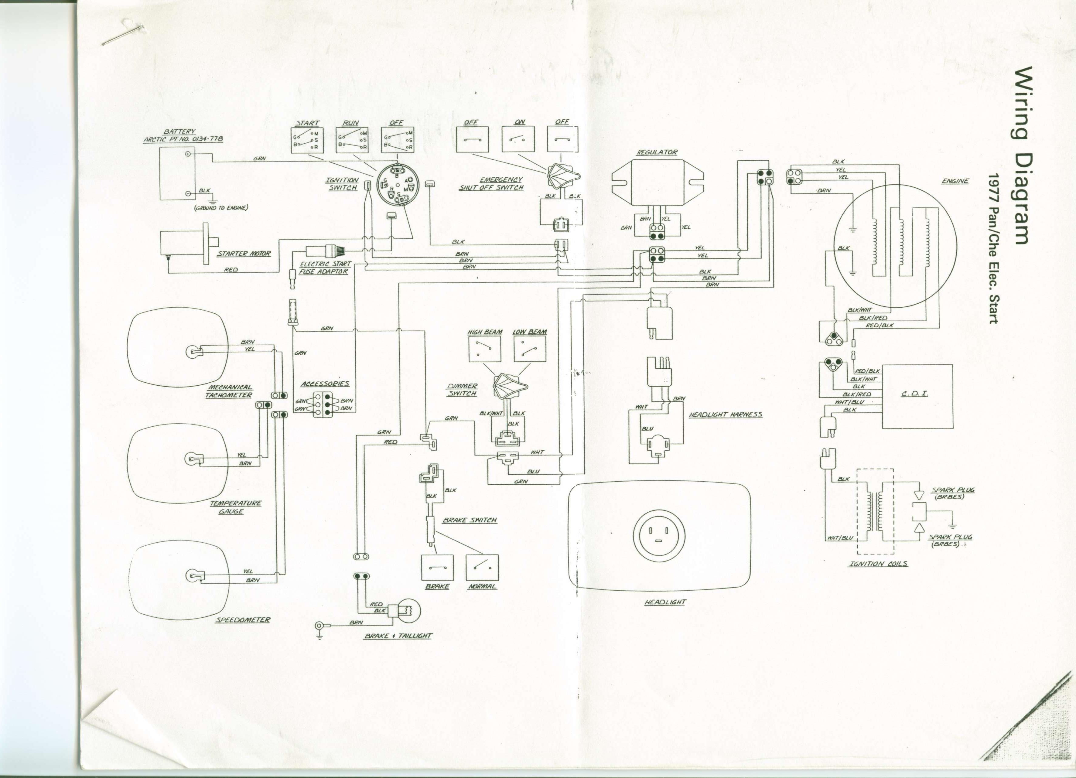 Snowmobile Engine Diagram Arctic Cat Of Snowmobile Engine Diagram
