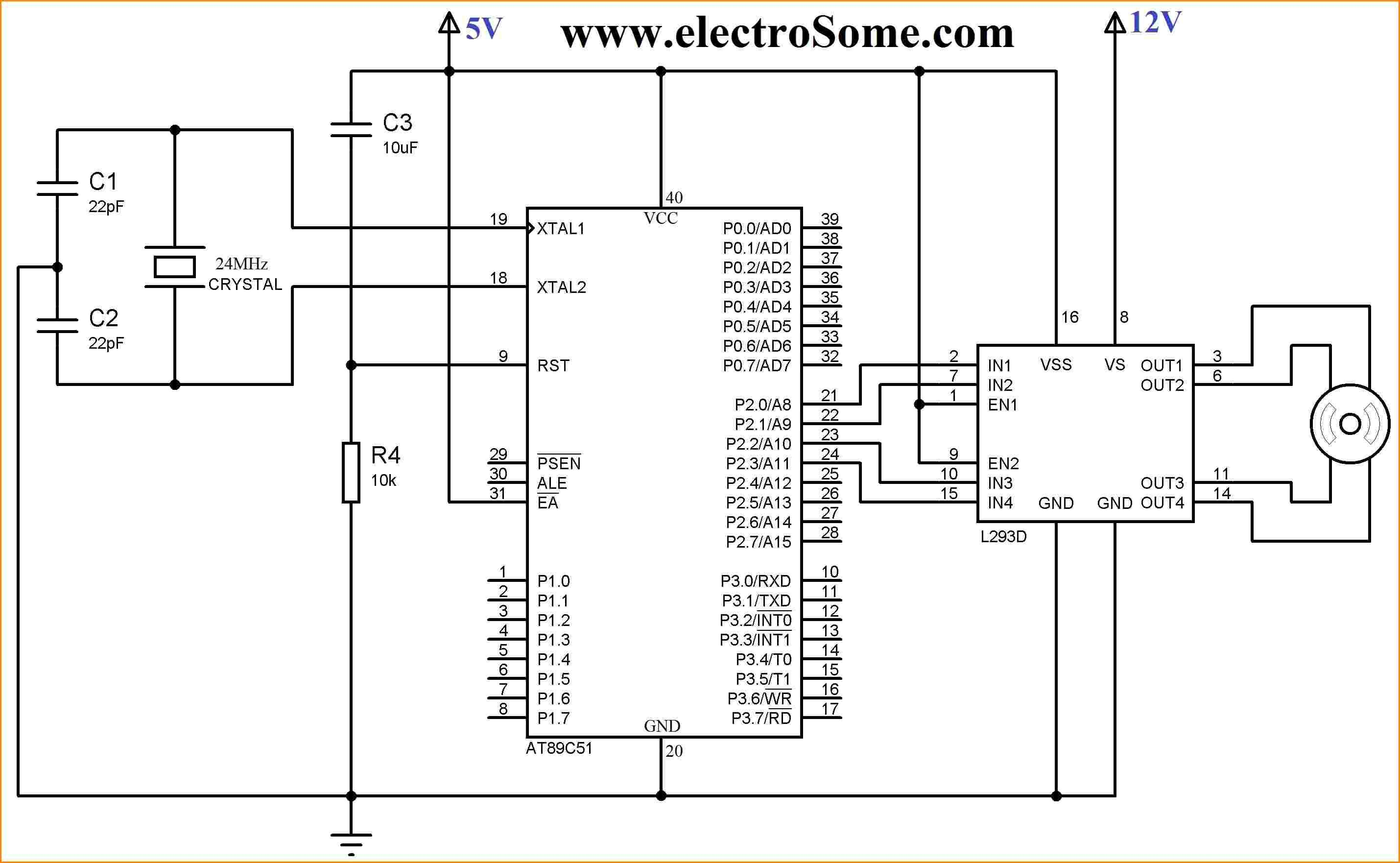 ... Stepper Motor Wiring Diagram. Related Post