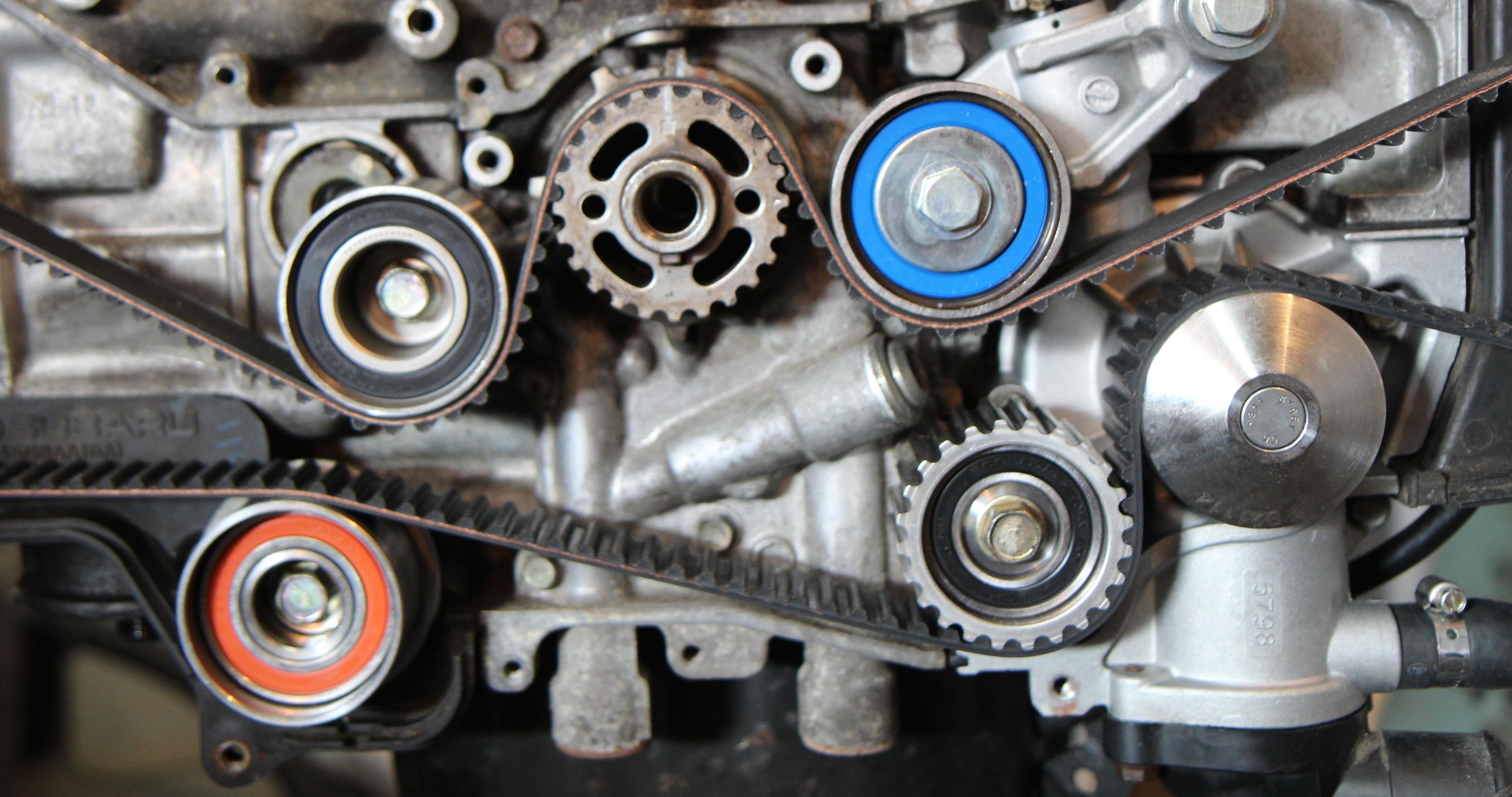 Subaru 2 5 Engine Diagram How to Set Timing Timing Belt Change On A Subaru sohc Ej25 Of Subaru 2 5 Engine Diagram