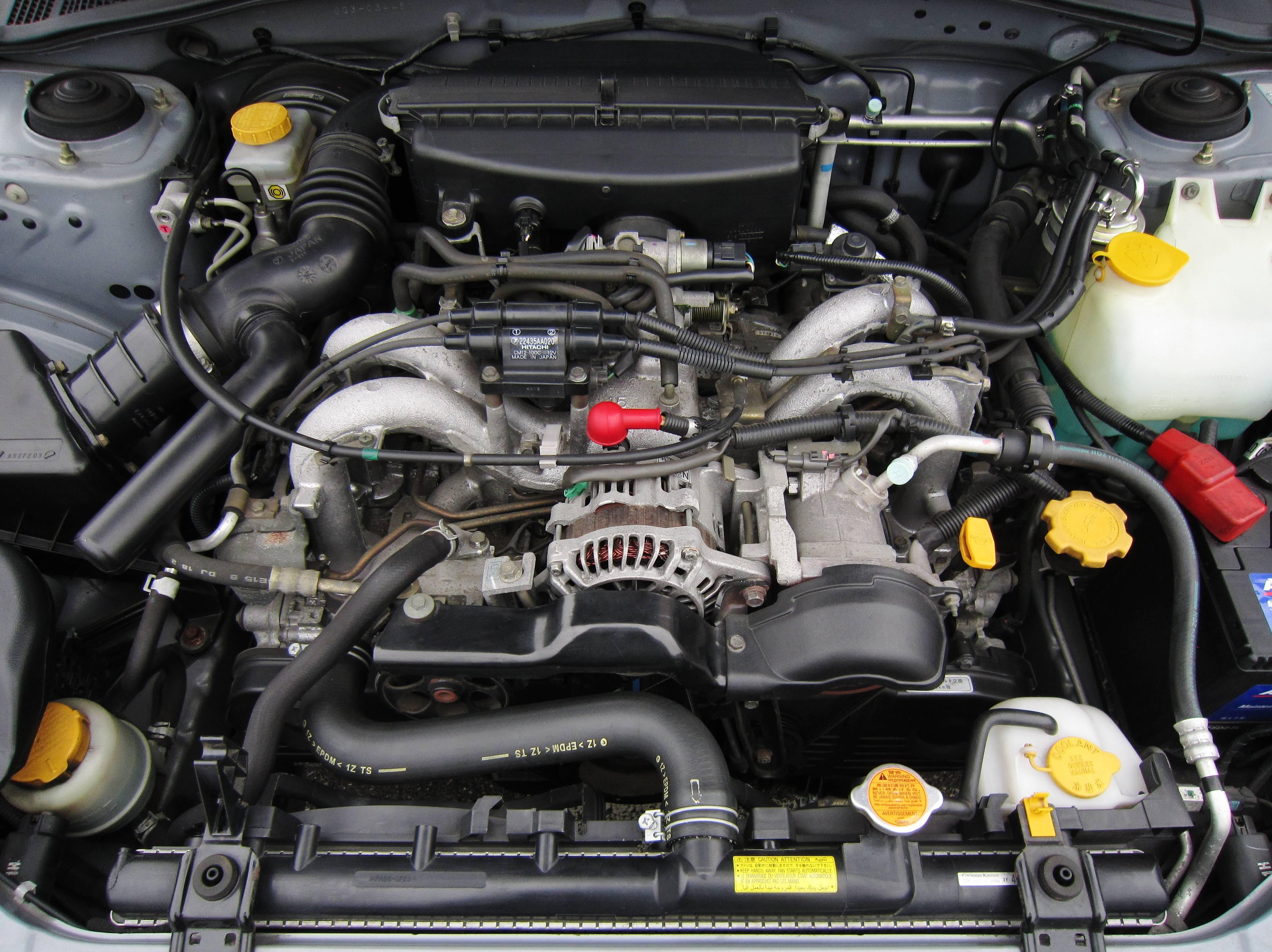 Subaru Impreza Engine Diagram File 2004 Subaru Impreza Sport Wagon Ej15 Engine Wikimedia Mons