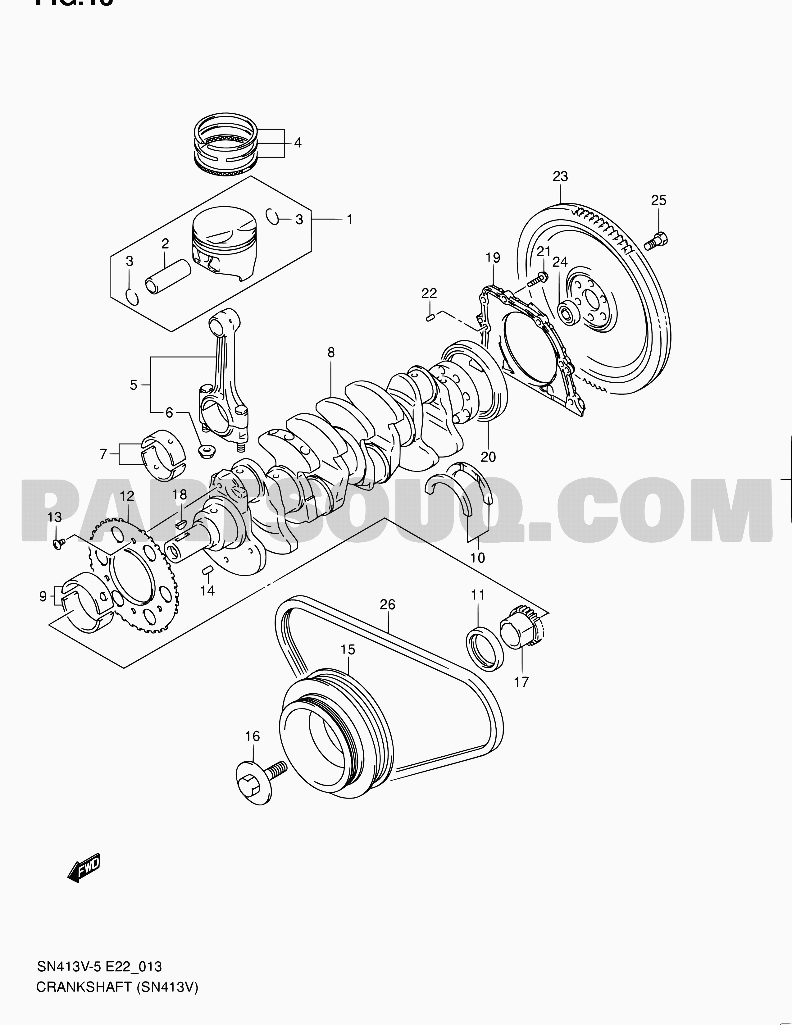 Suzuki M13a Engine Diagram Jimny Z2t M13a Jsafjb43v Suzuki Of Suzuki M13a Engine Diagram