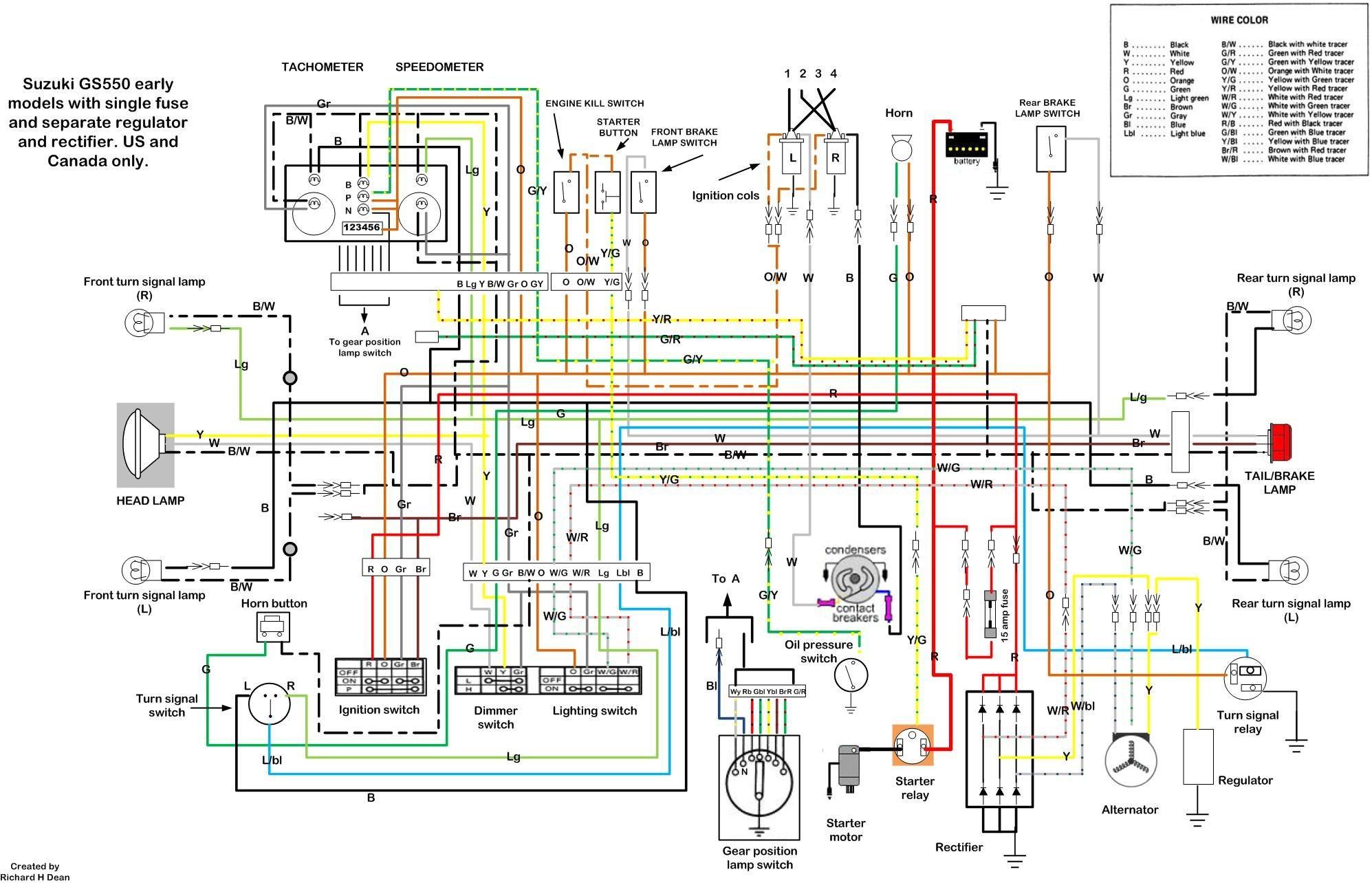 Suzuki Motorcycle Wiring Diagram as Well Wiring Diagram for 1980 Suzuki 550 Becker Wiring Diagram Of Suzuki Motorcycle Wiring Diagram