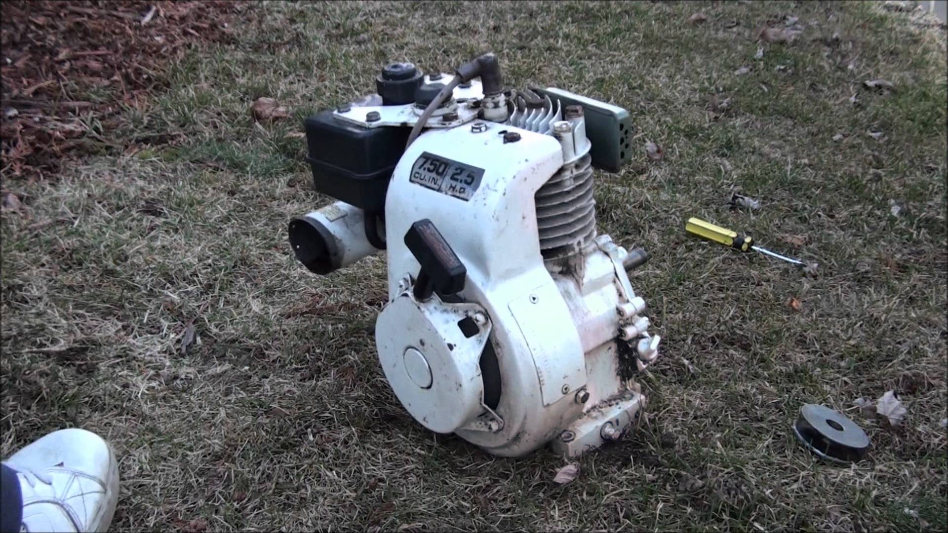 Tecumseh 6 5 Hp Engine Diagram My Wiring Carburetor 2 Of