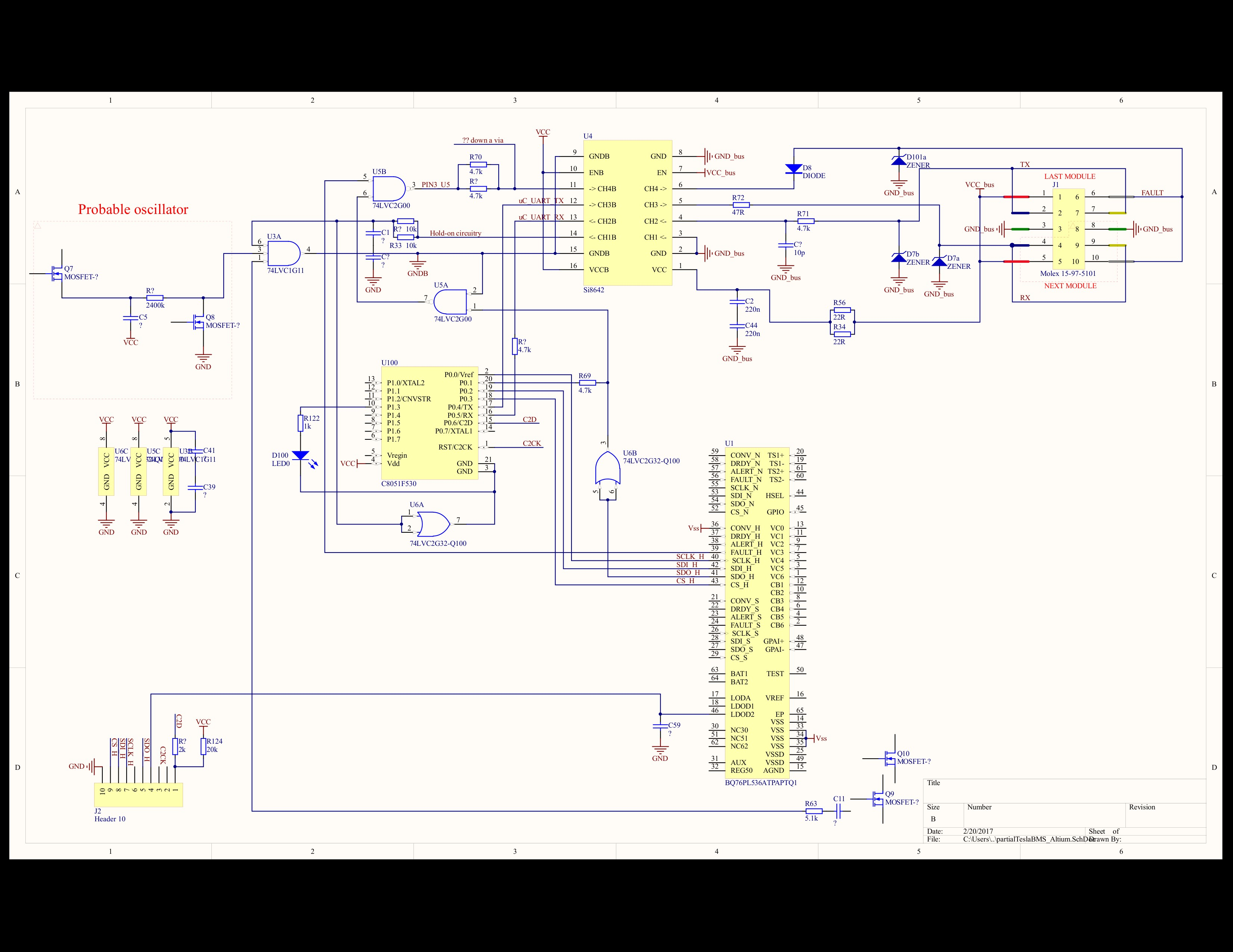 Tesla Battery Diagram Model S Bms Hacking My Wiring