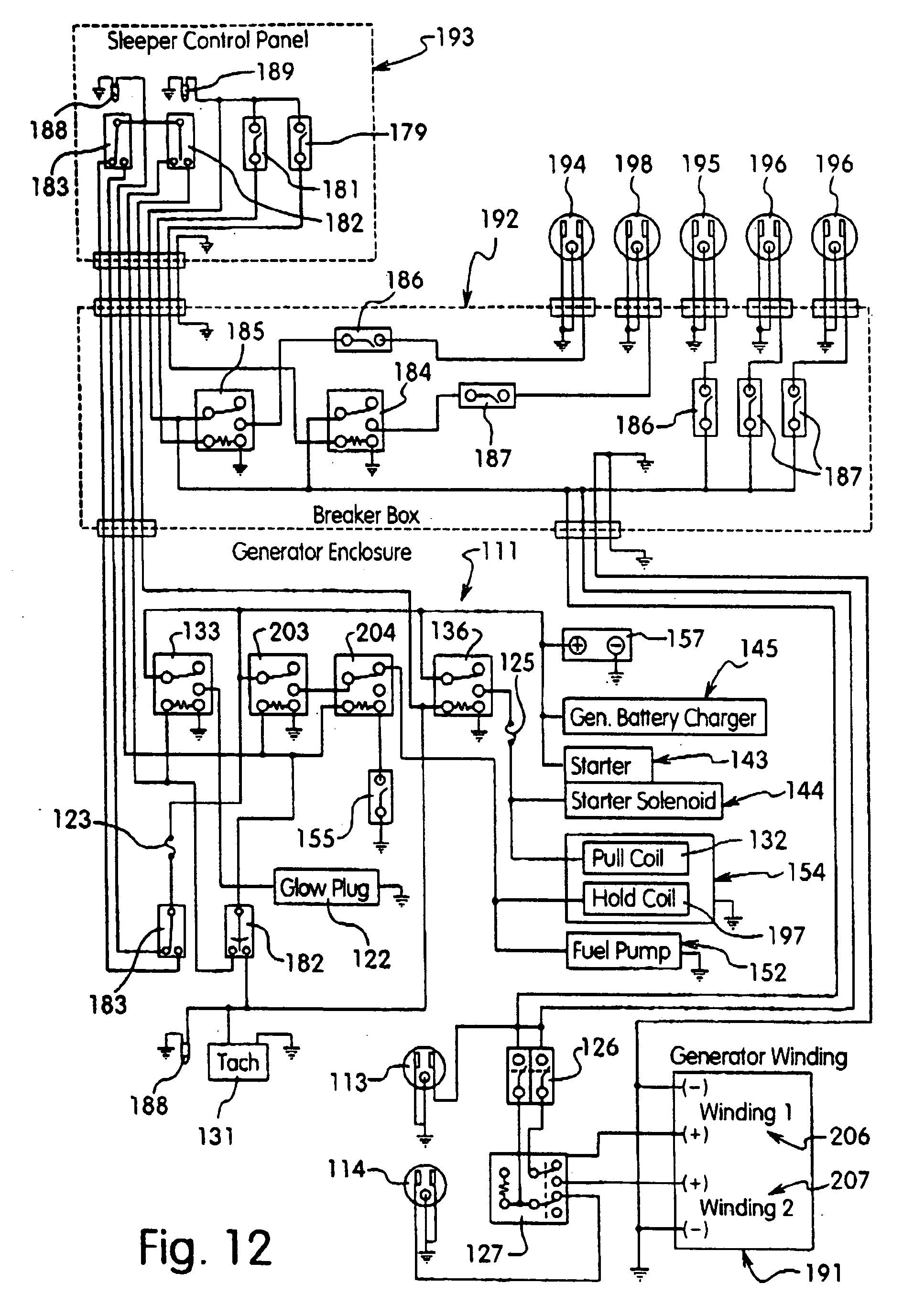 thermo king tripac apu wiring diagram