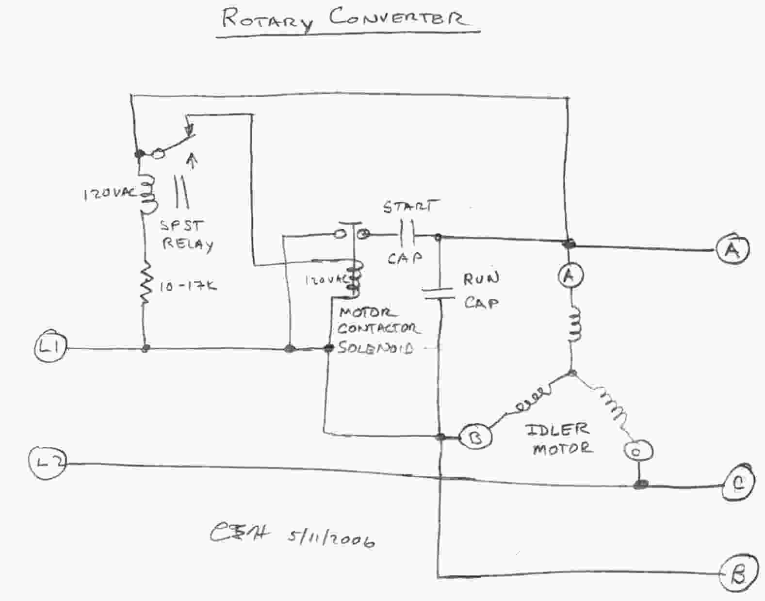 3 Phase Converter Wiring Diagram jerrysmasterkeyforyouand