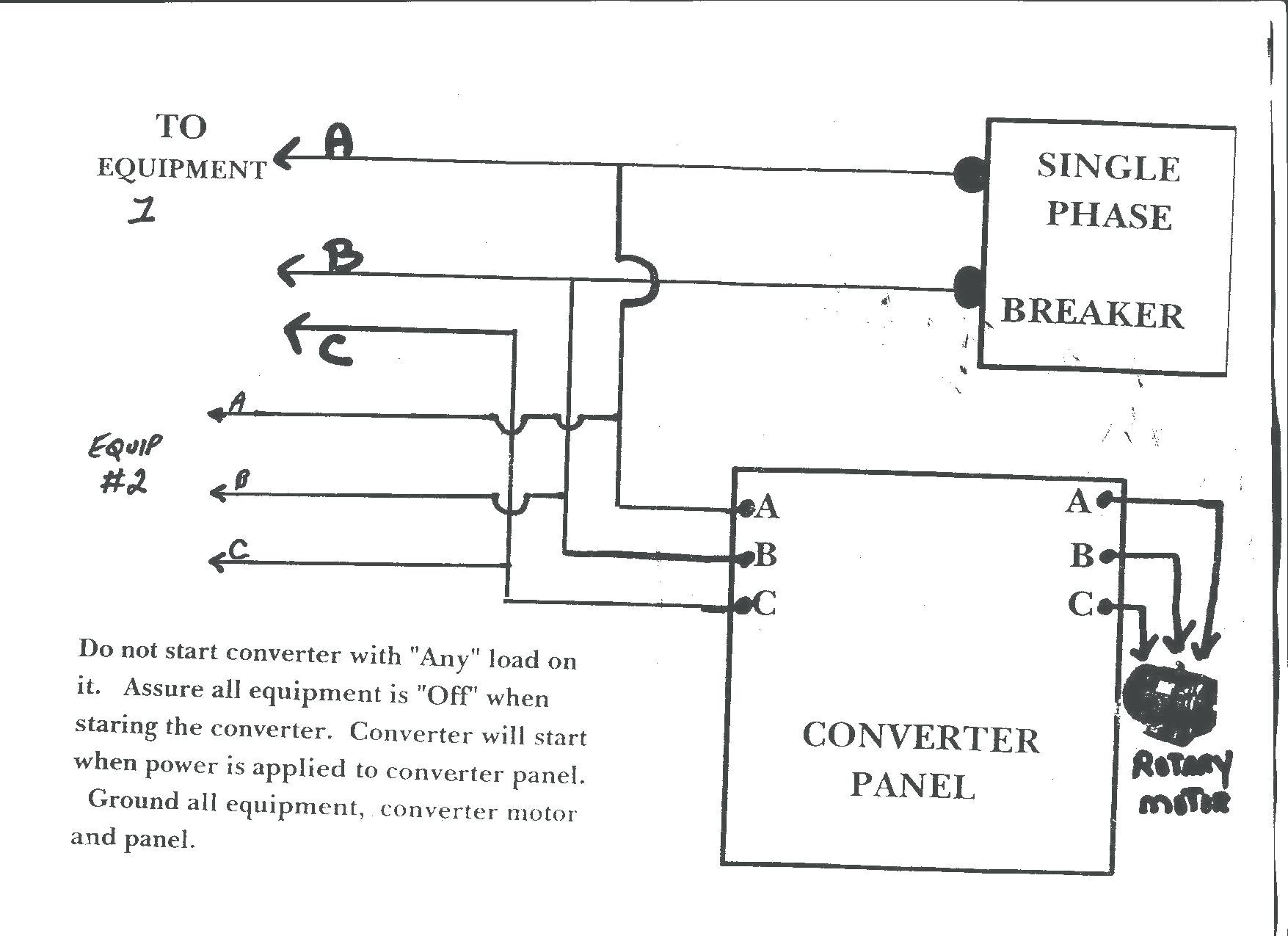 Three Phase Converter Wiring Diagram Ronk Phase Converter Wiring Diagram 2 Lenito Of Three Phase Converter Wiring Diagram