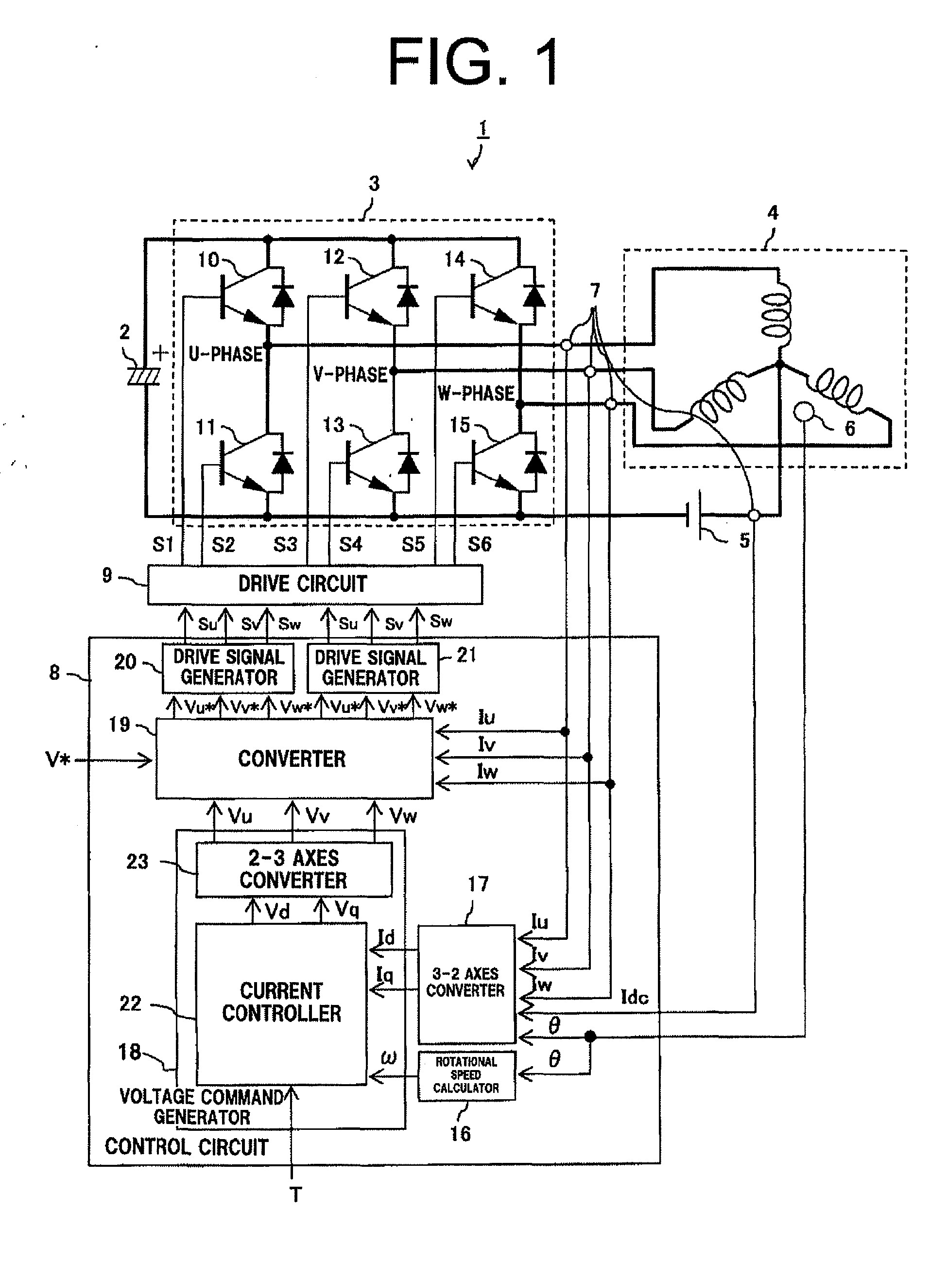 Three Phase Converter Wiring Diagram Voltage Multiplier Multipliers Related Post