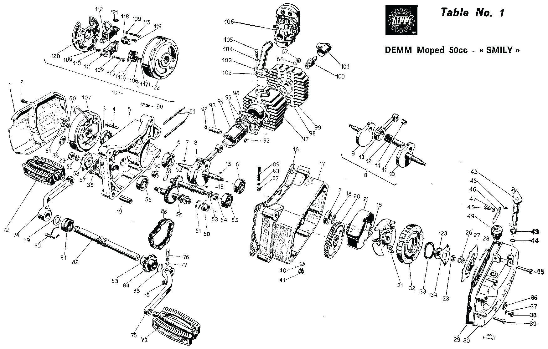 a35 wiring diagram wiring library Honda XL Scrambler tomos a55 engine diagram tomos a35 engine diagram motor wiring