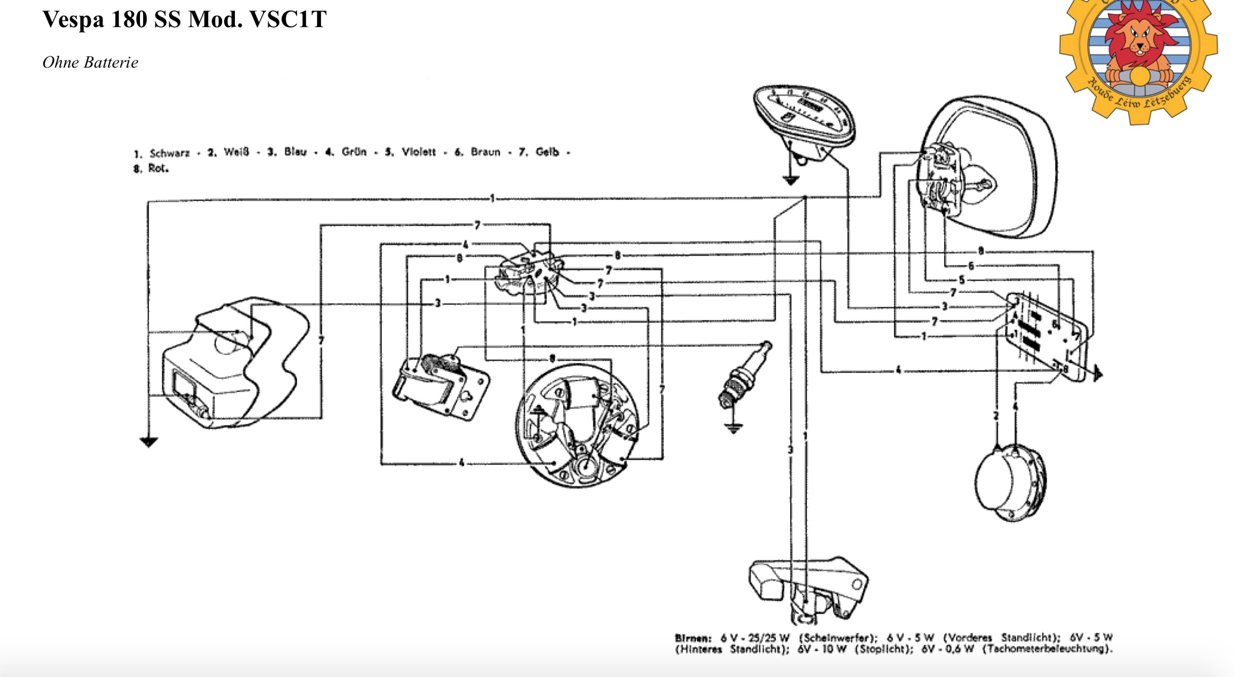 Toyota Engine Diagram Corolla E11 Starter solenoid Exploded Diagram