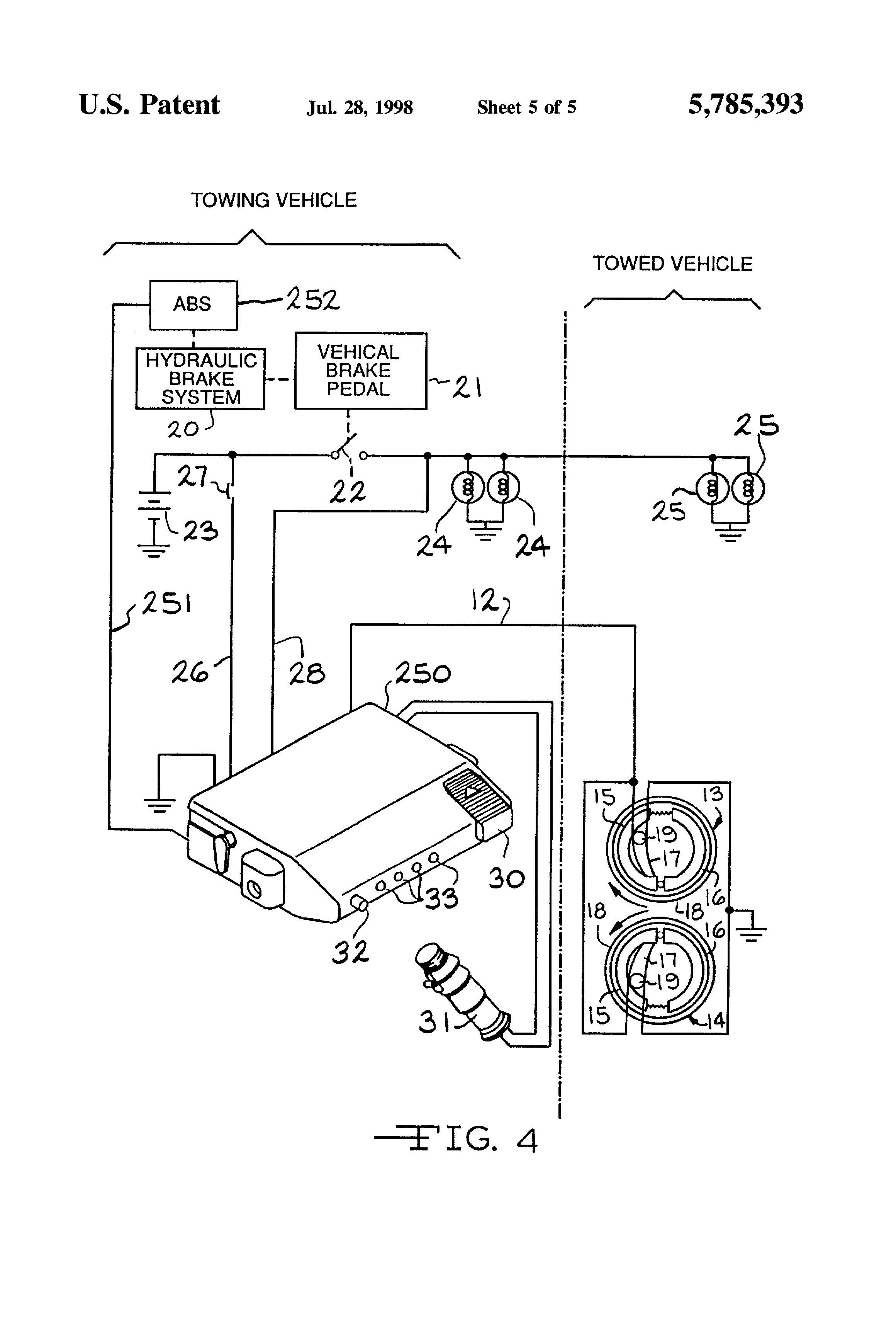 Trailer Breakaway Kit Wiring Diagram Electric Brake Controller Wiring Diagram Wiring Diagram Of Trailer Breakaway Kit Wiring Diagram