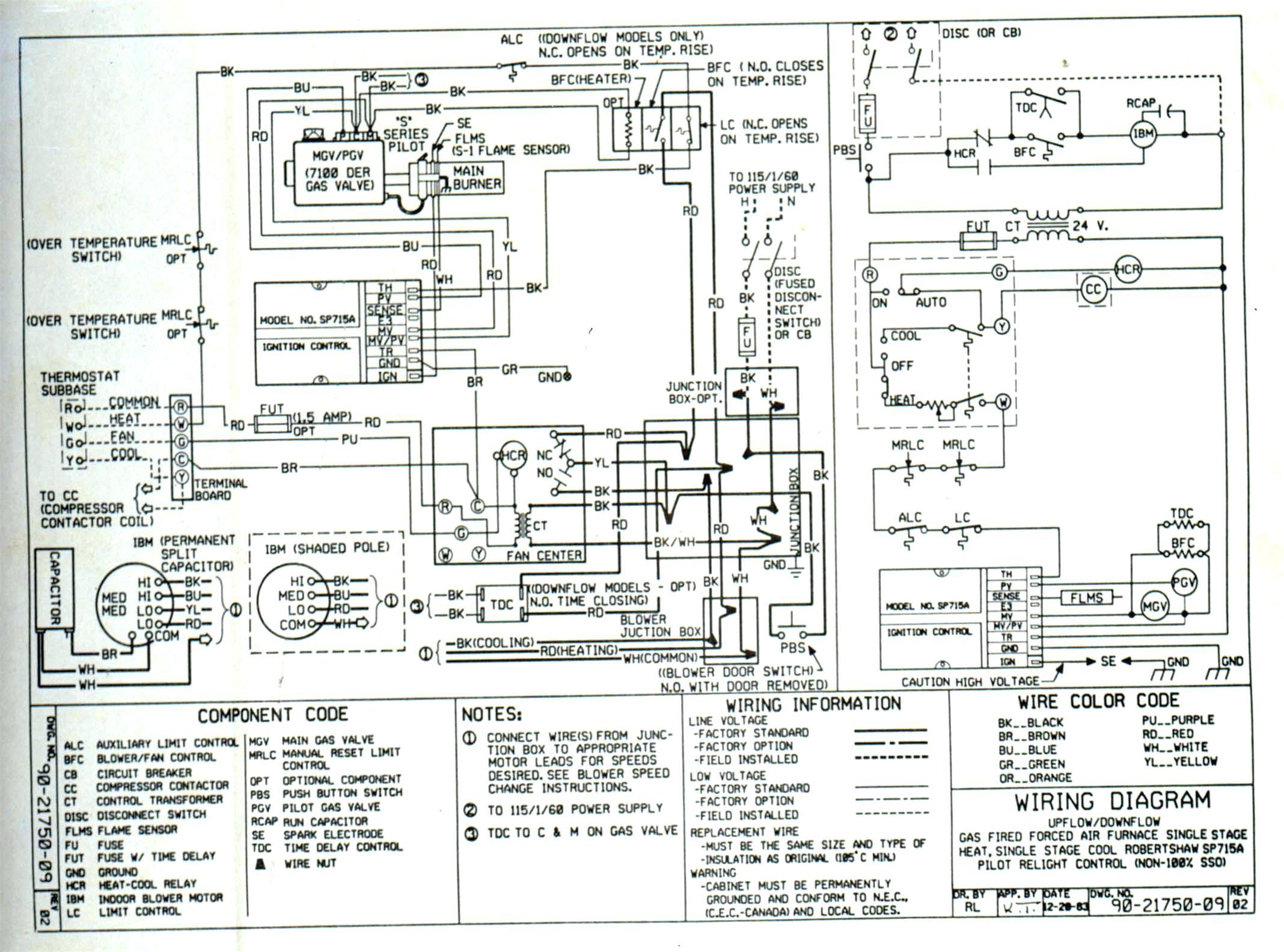 Trane Weathertron thermostat Wiring Diagram Trane Wiring Diagram Of Trane Weathertron thermostat Wiring Diagram