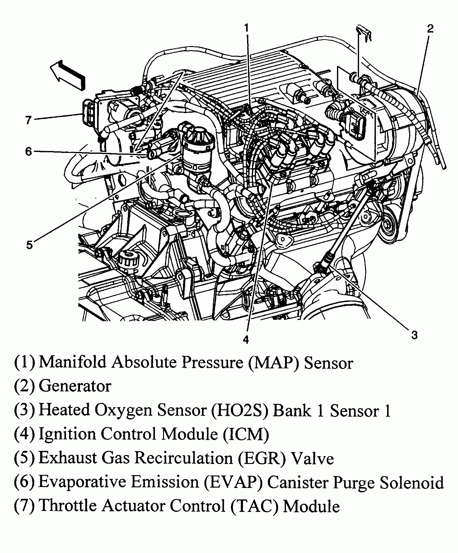 transit engine diagram