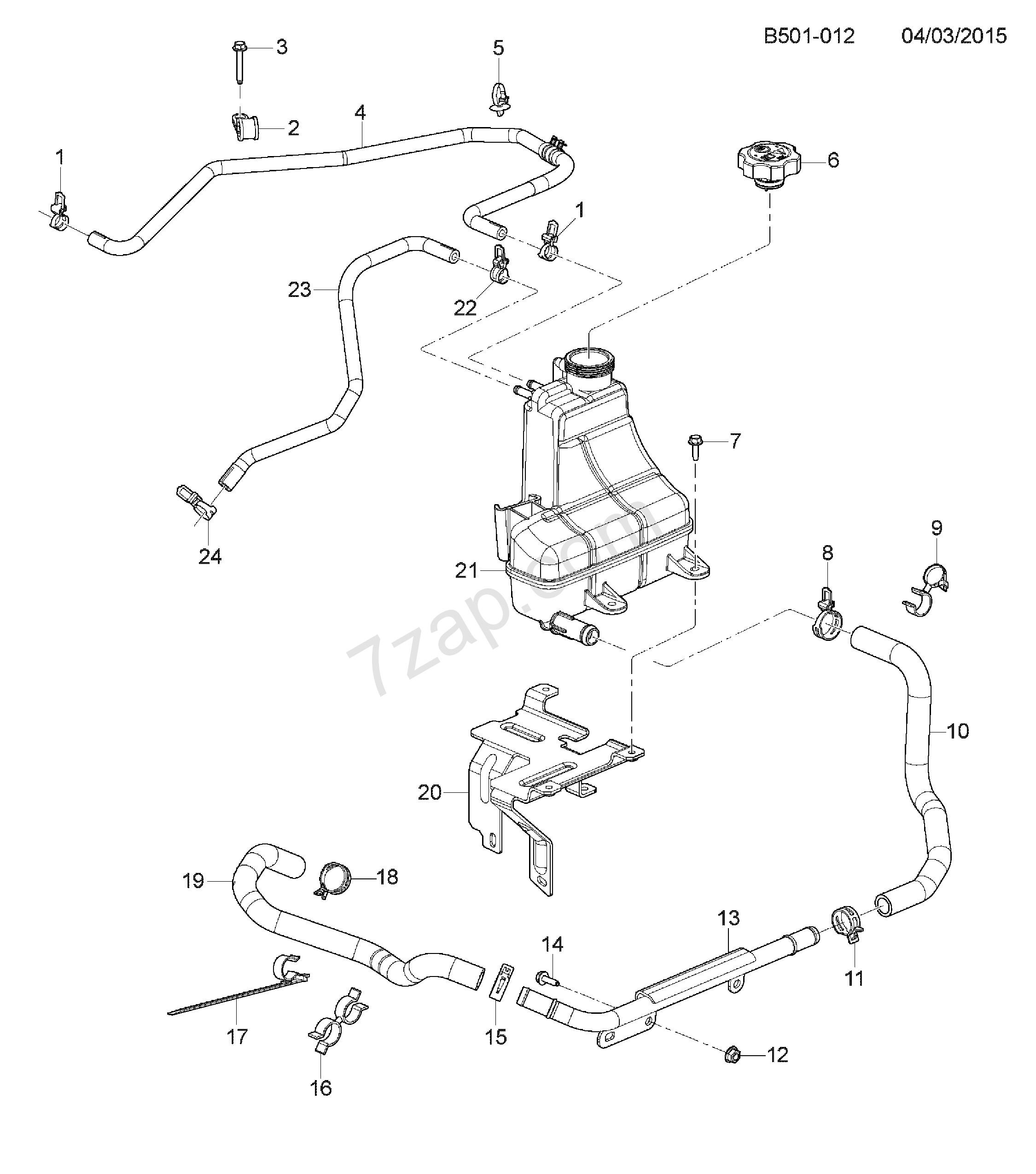 transmission cooling system diagram mercury mercruiser 5
